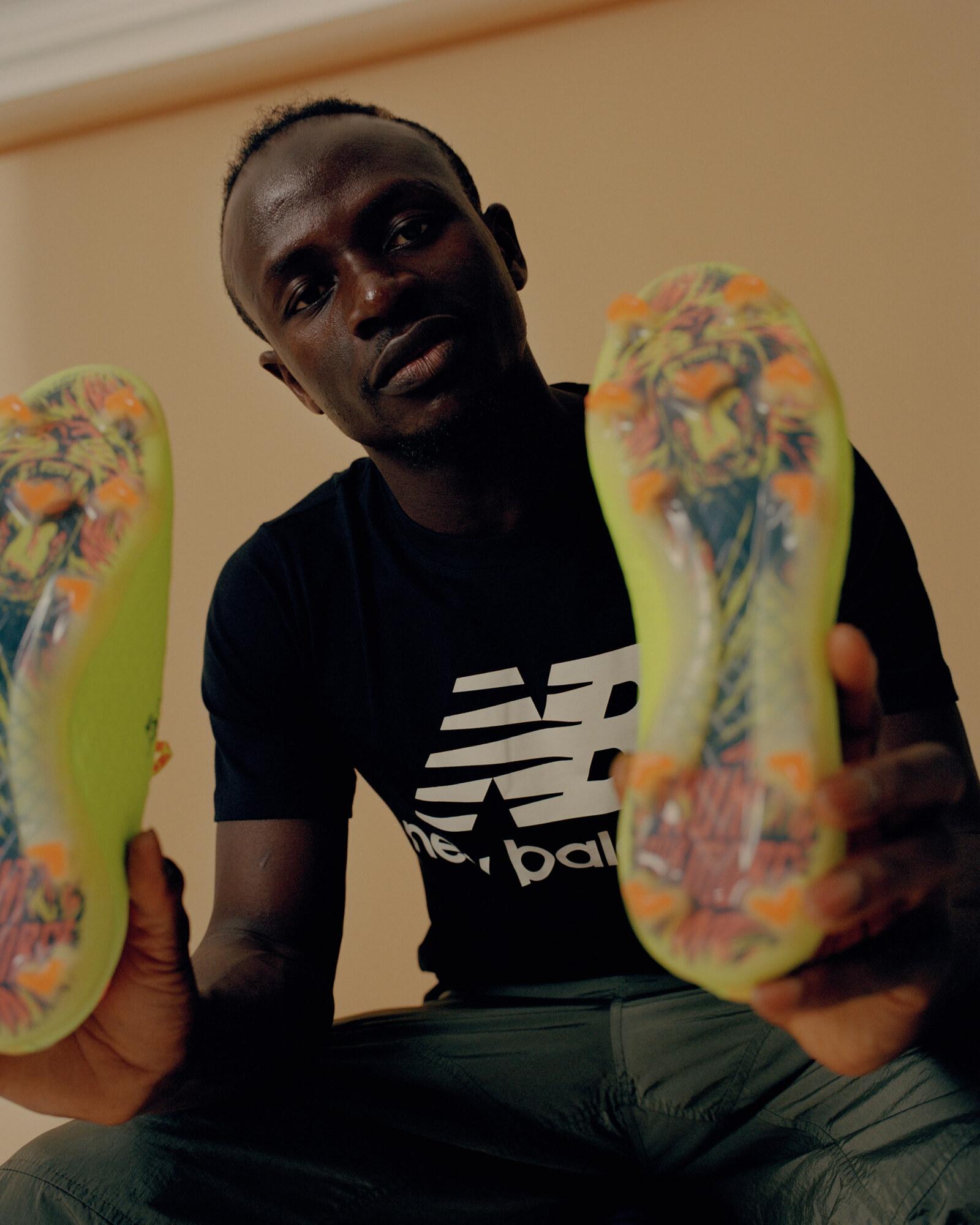 Sadio Manué x New Balance