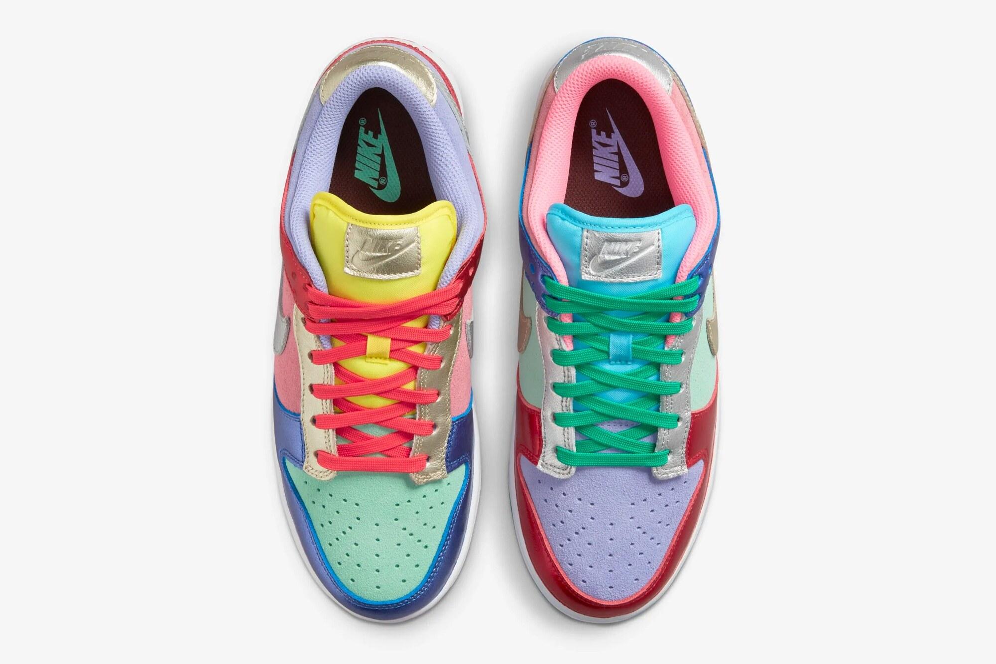 "Nike Dunk Low ""Sunset Pulse"""
