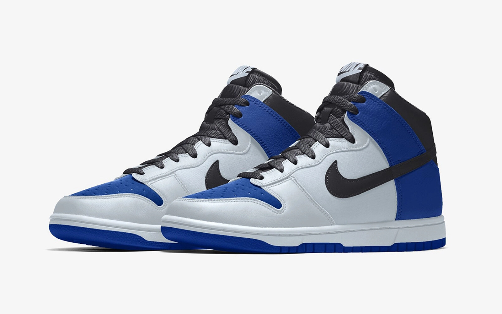 Nike Dunk High custom Nike By You