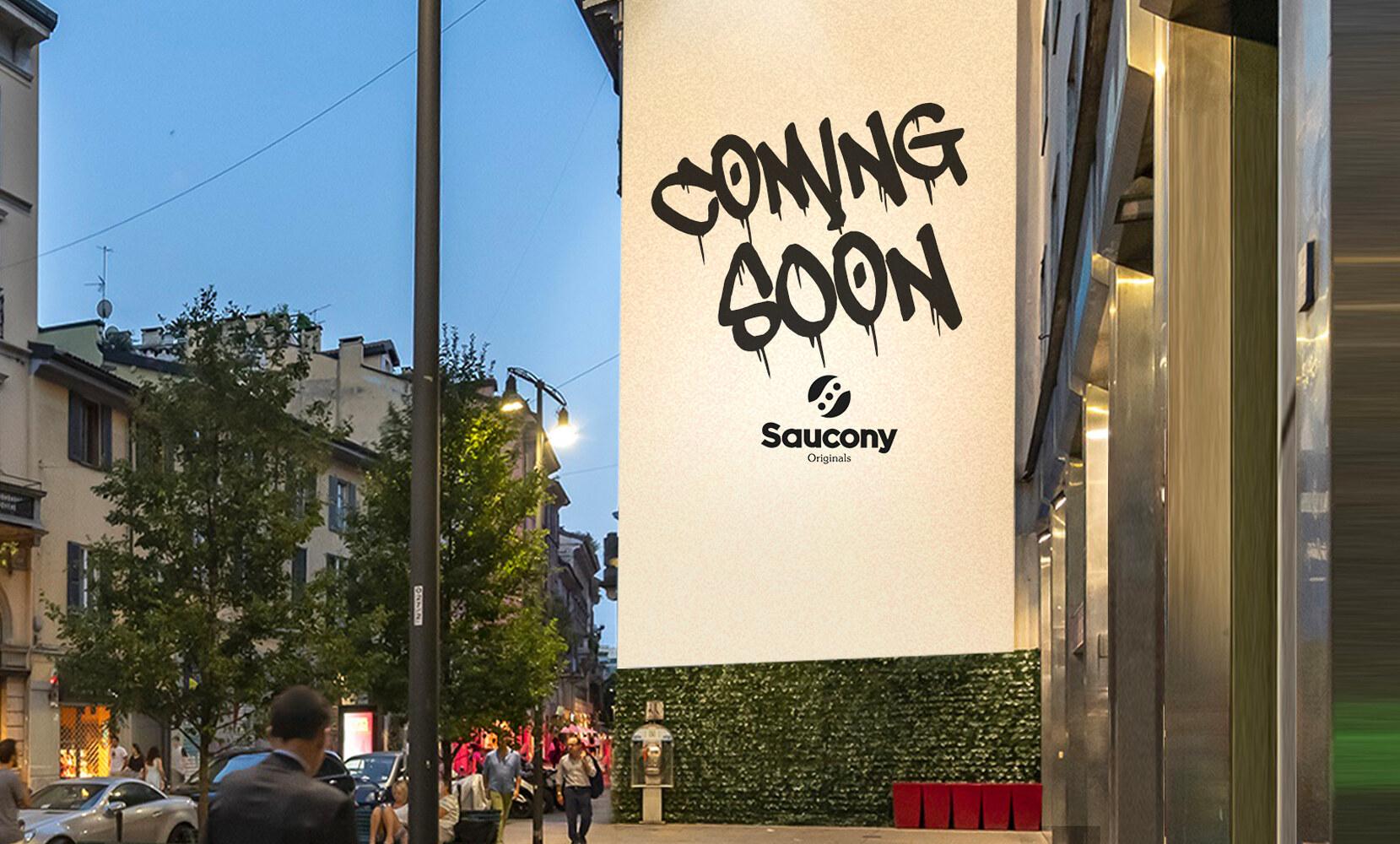 saucony originals ericsone milano design week