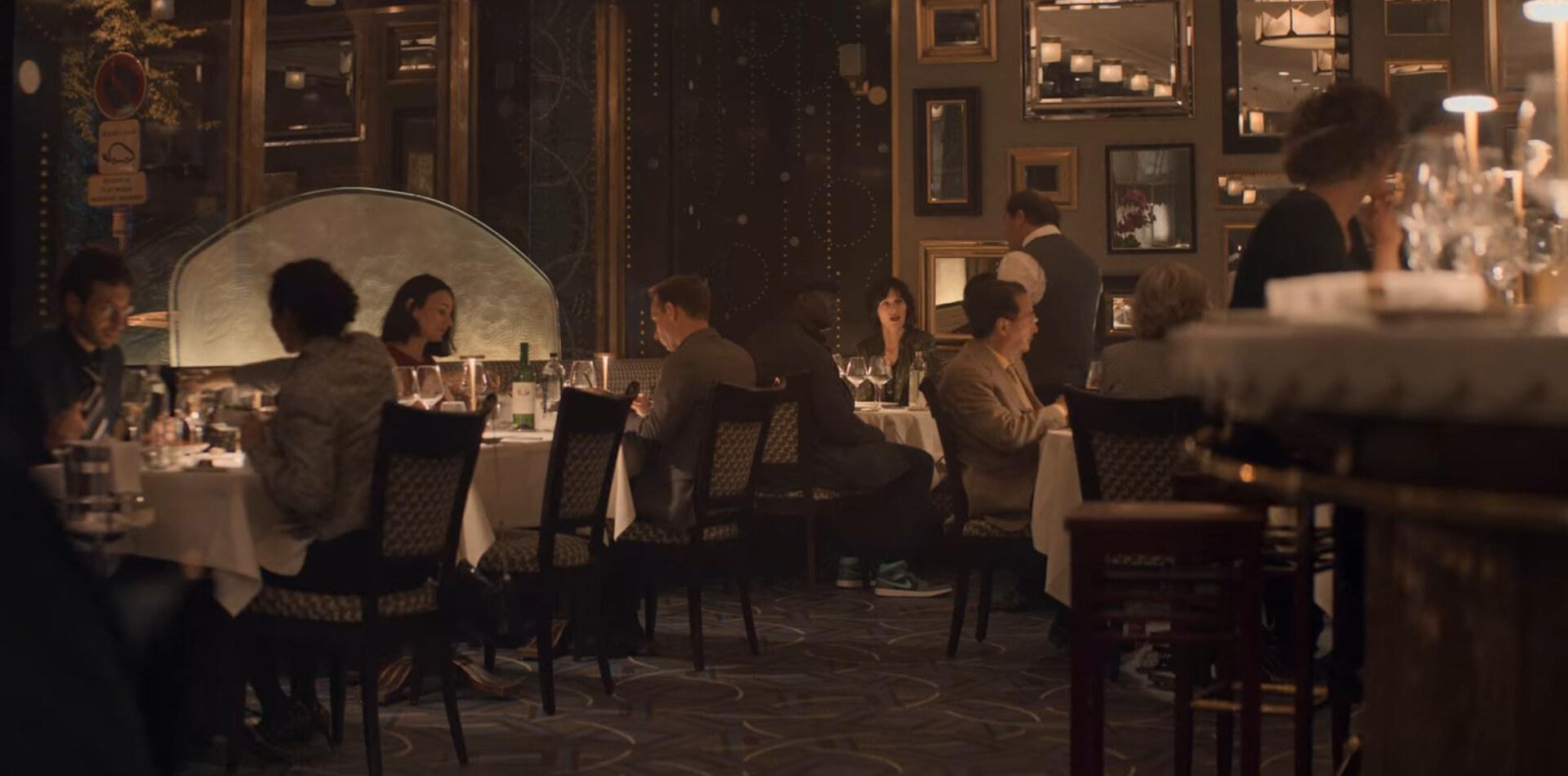 Lupin Netflix Parte 2 Air Jordan 1 Mid Acqua