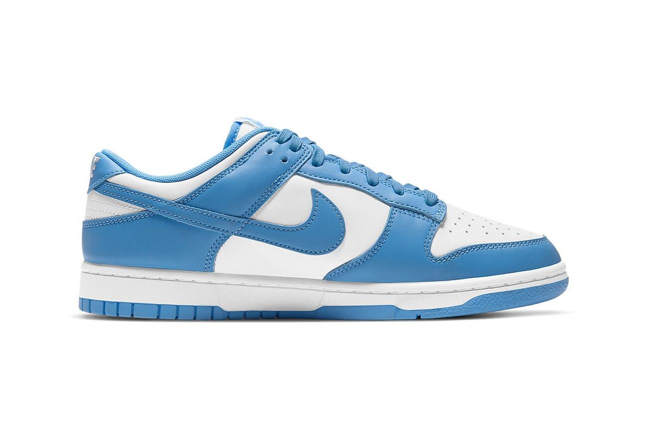 "Nike Dunk Low ""University Blue"""