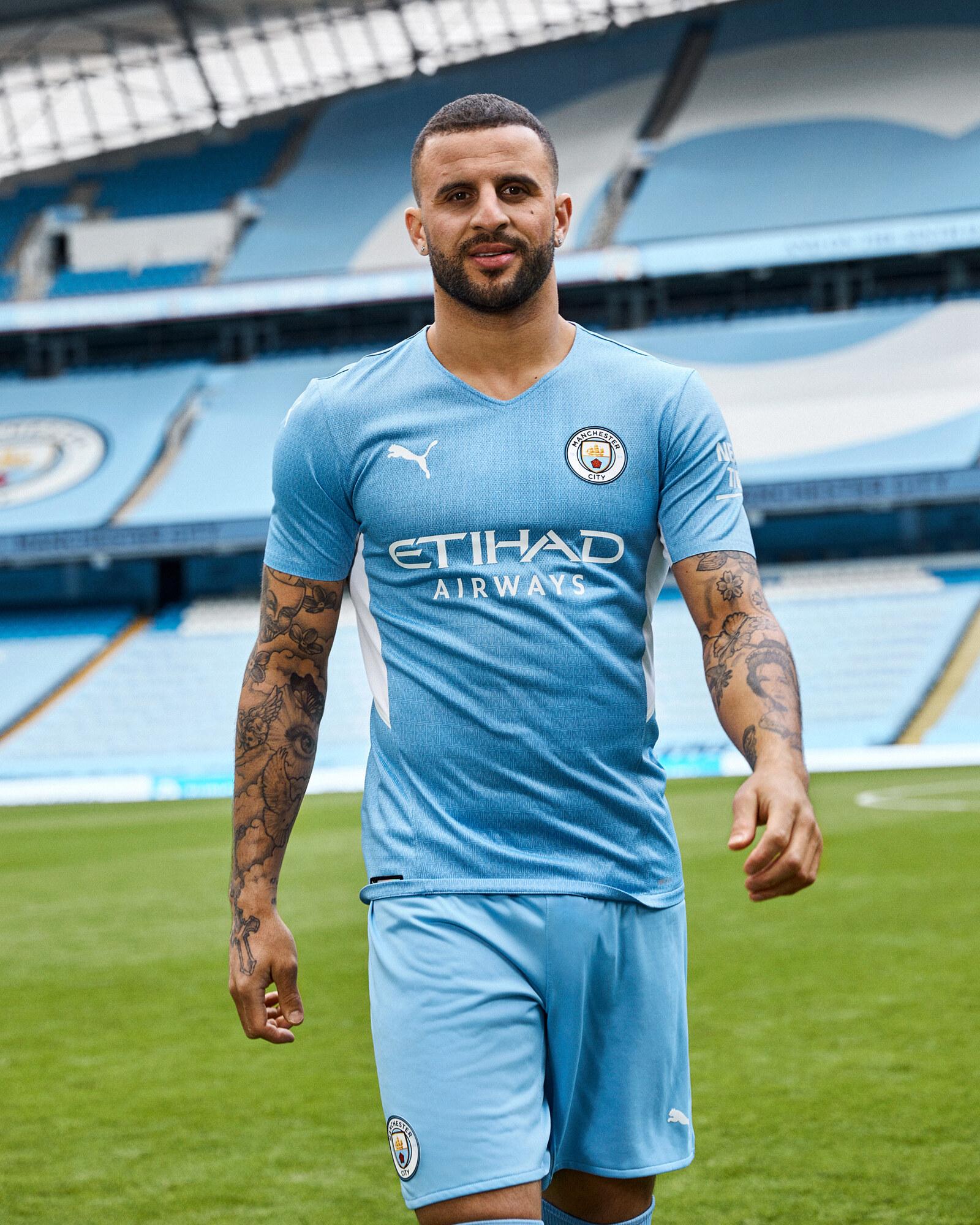 Manchester City Home Kit 2021-22