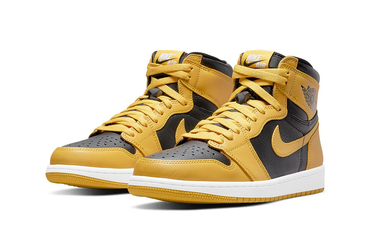 "Air Jordan 1 Retro High ""Pollen"""