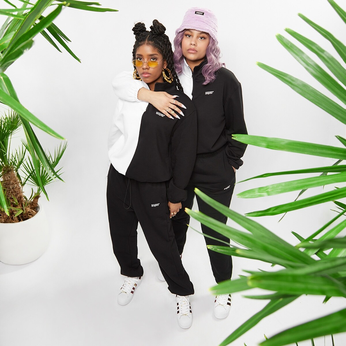 stefflon don snipes capsule collection