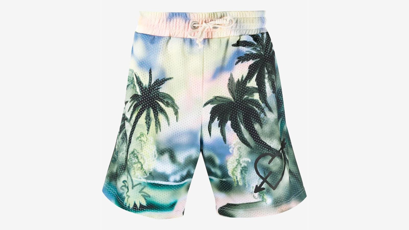 Palm Angels - bermuda sportivi paradise