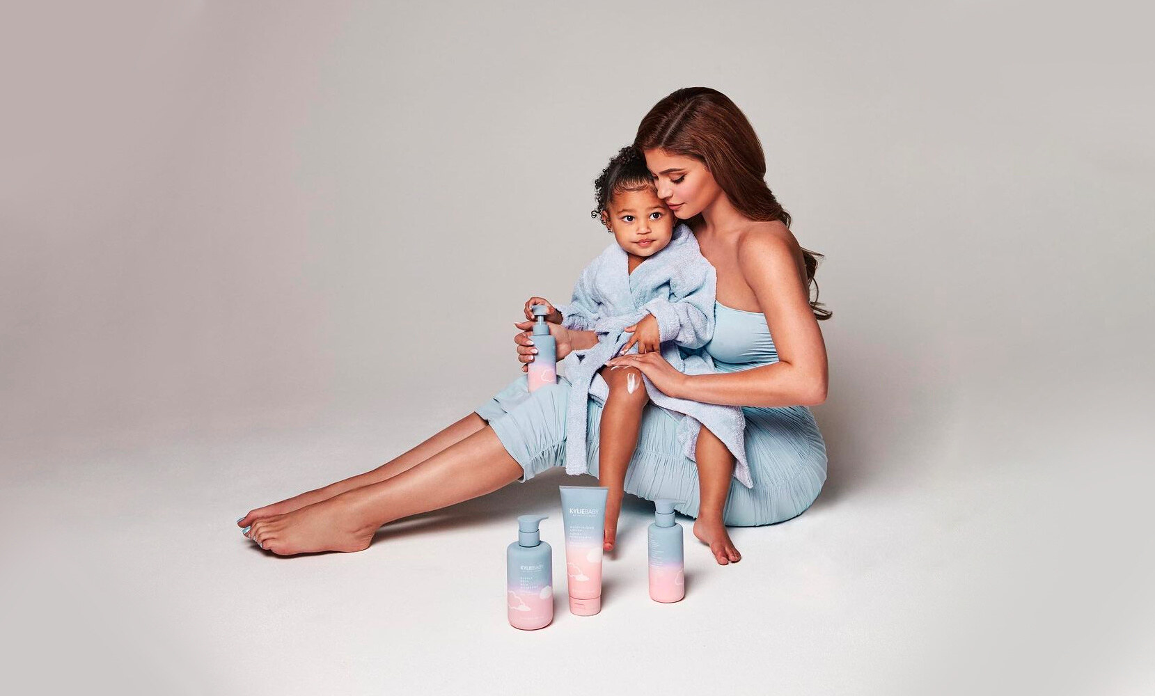 Kylie Jenner Stormi Kylie Baby Cosmetics