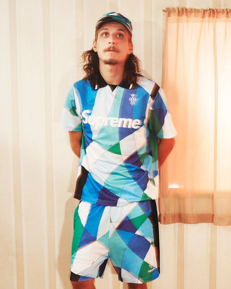 Supreme x Emilio Pucci collaborazione