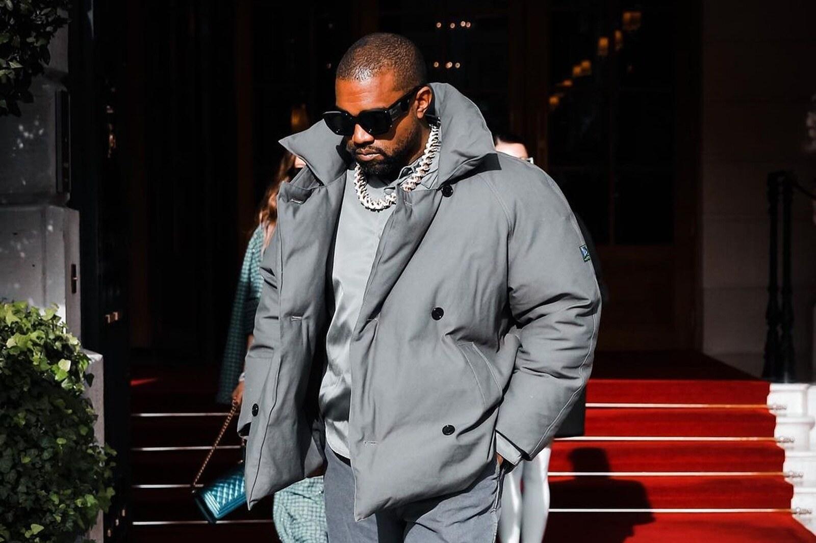 Kanye West e Irina Shayk