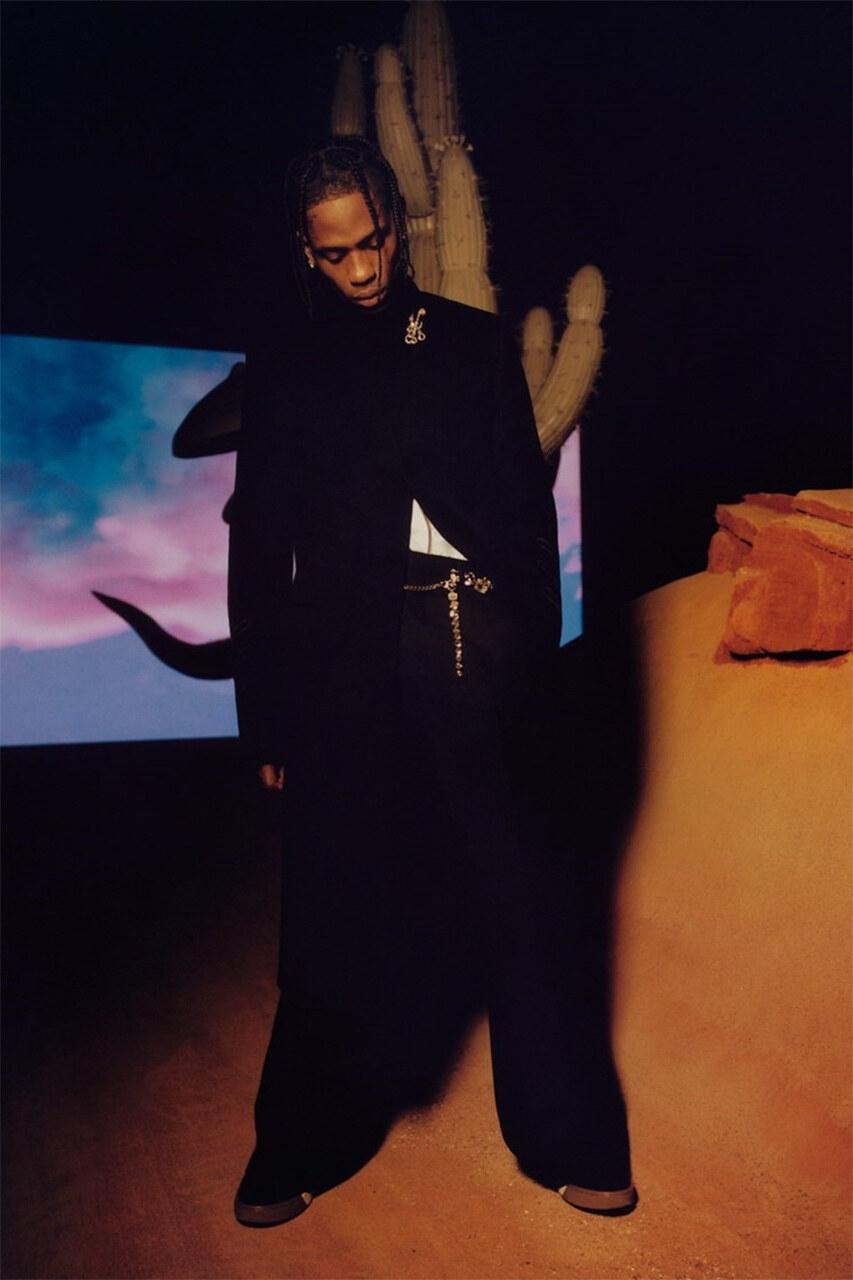 Travis Scott x Dior