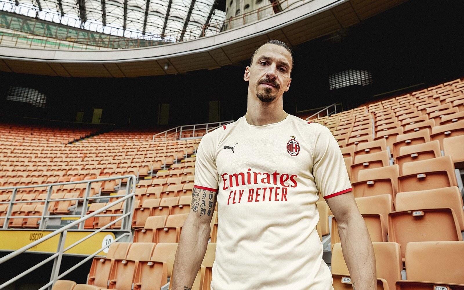 AC Milan x PUMA Away Kit Stagione 2021-22