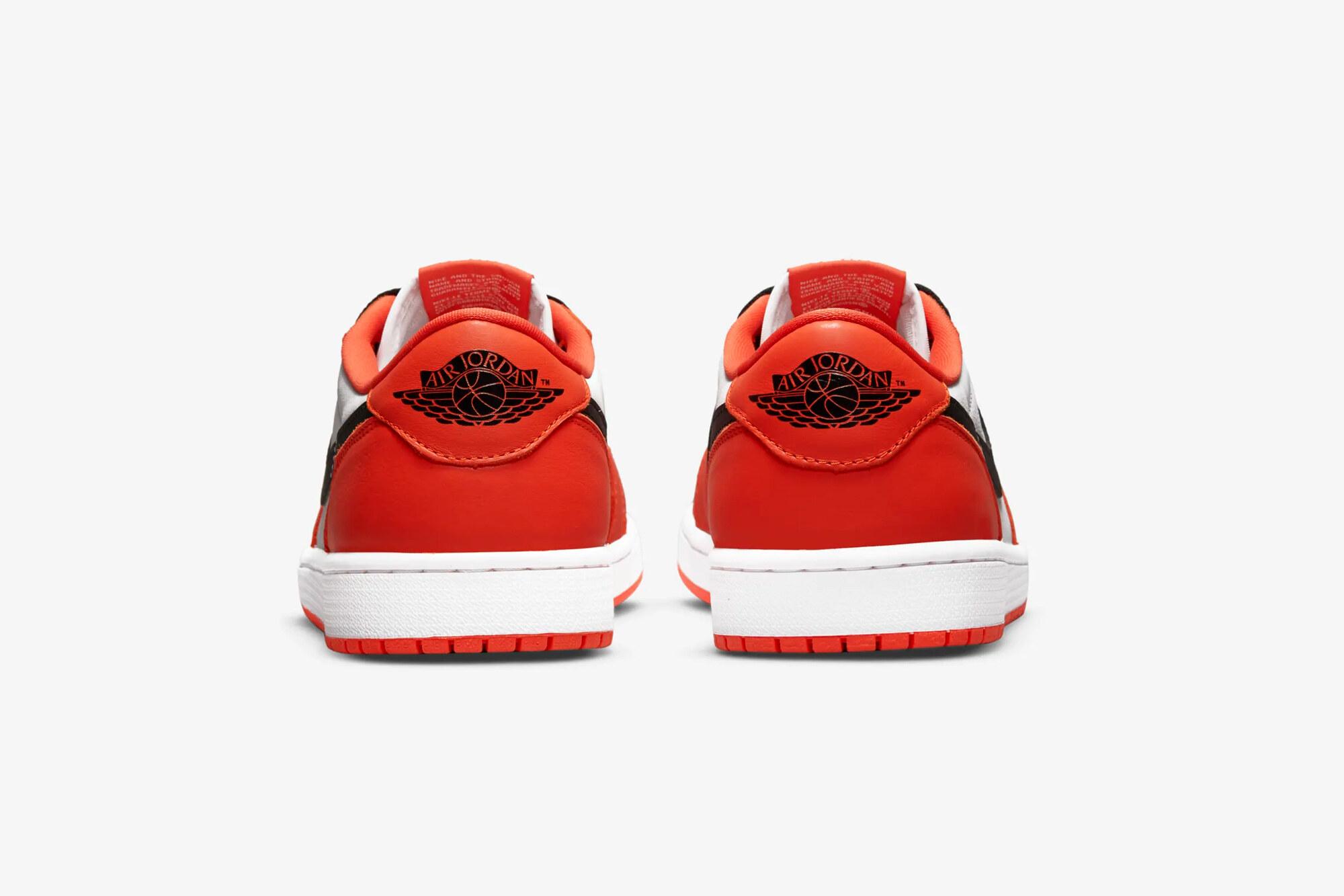 Air Jordan 1 Low Starfish