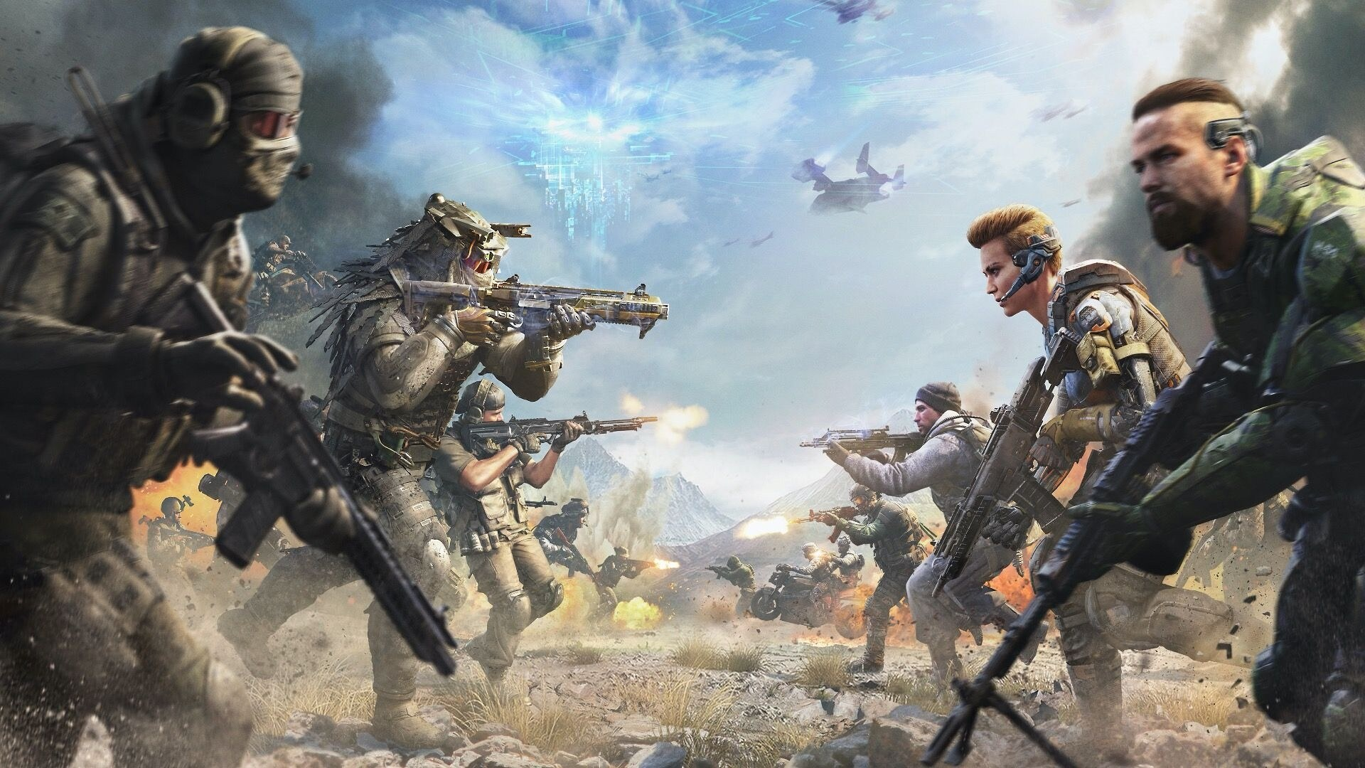 Call Of Duty Season 2 - Warzone - Cold War