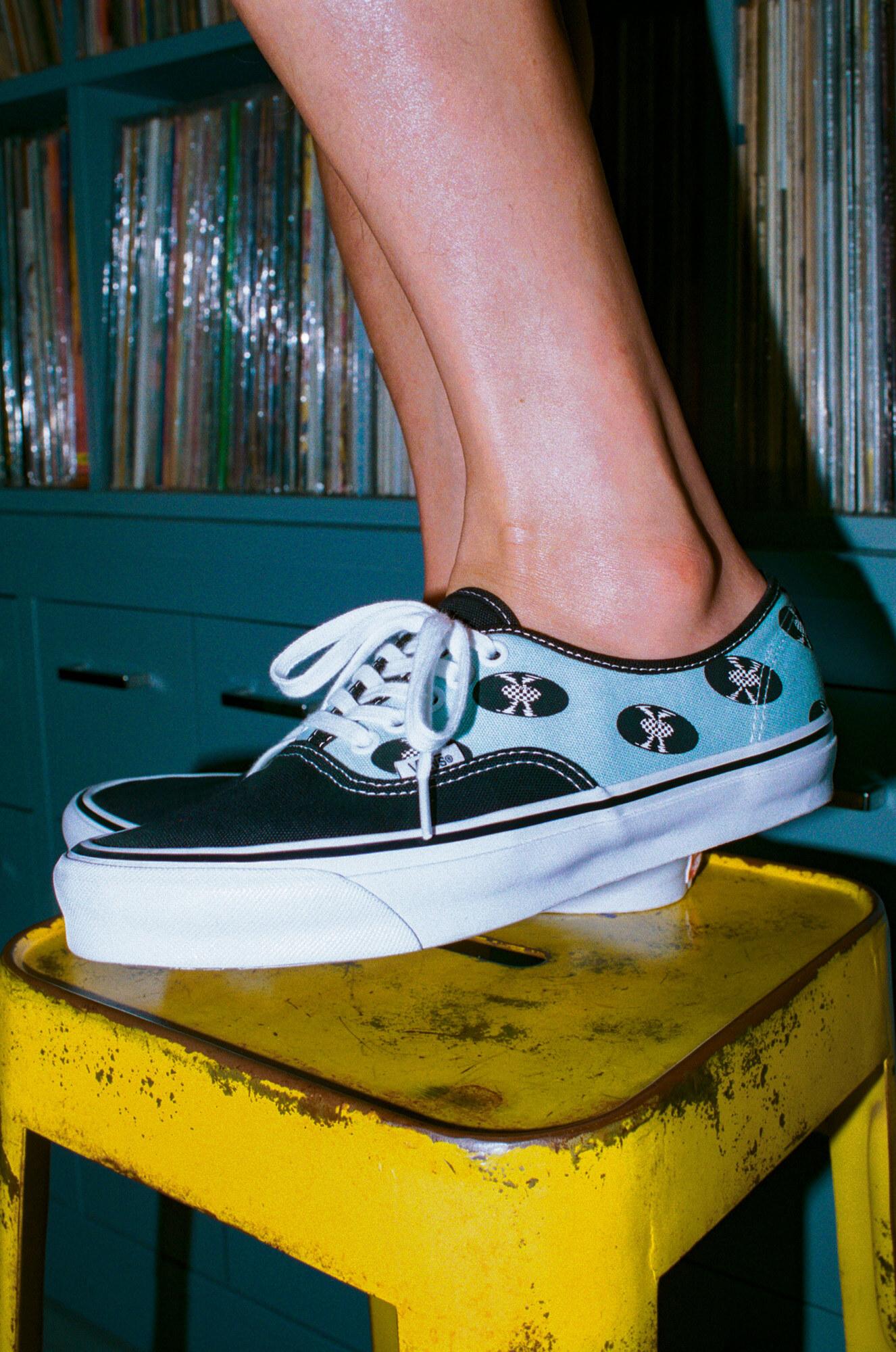 Wacko Maria x Vans Authentic sneaker