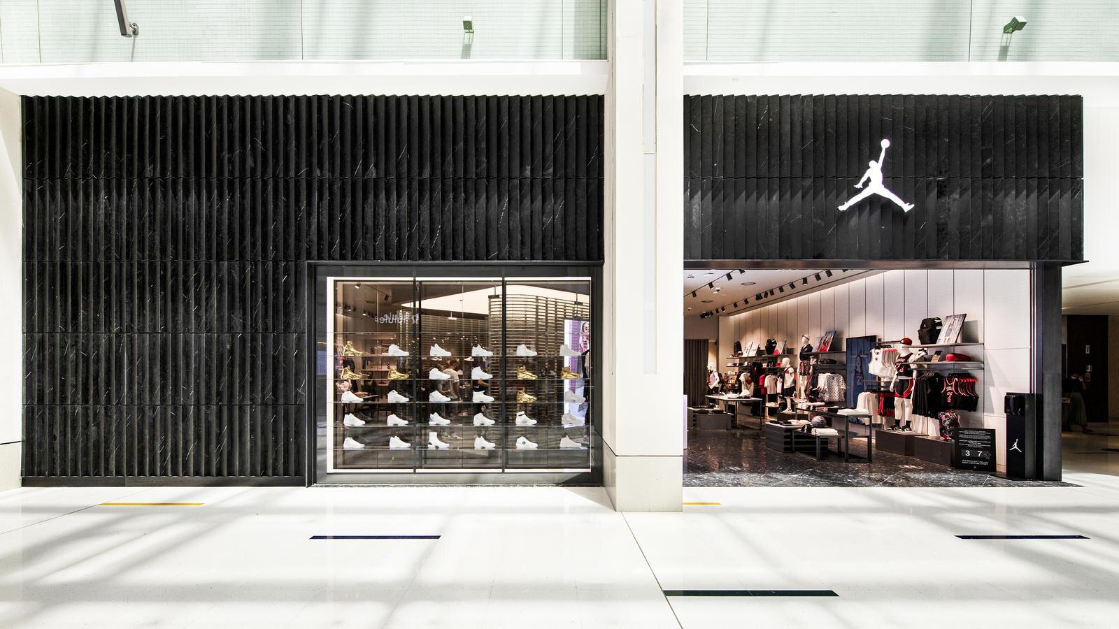 Jordan Brand Store Dubai Mall