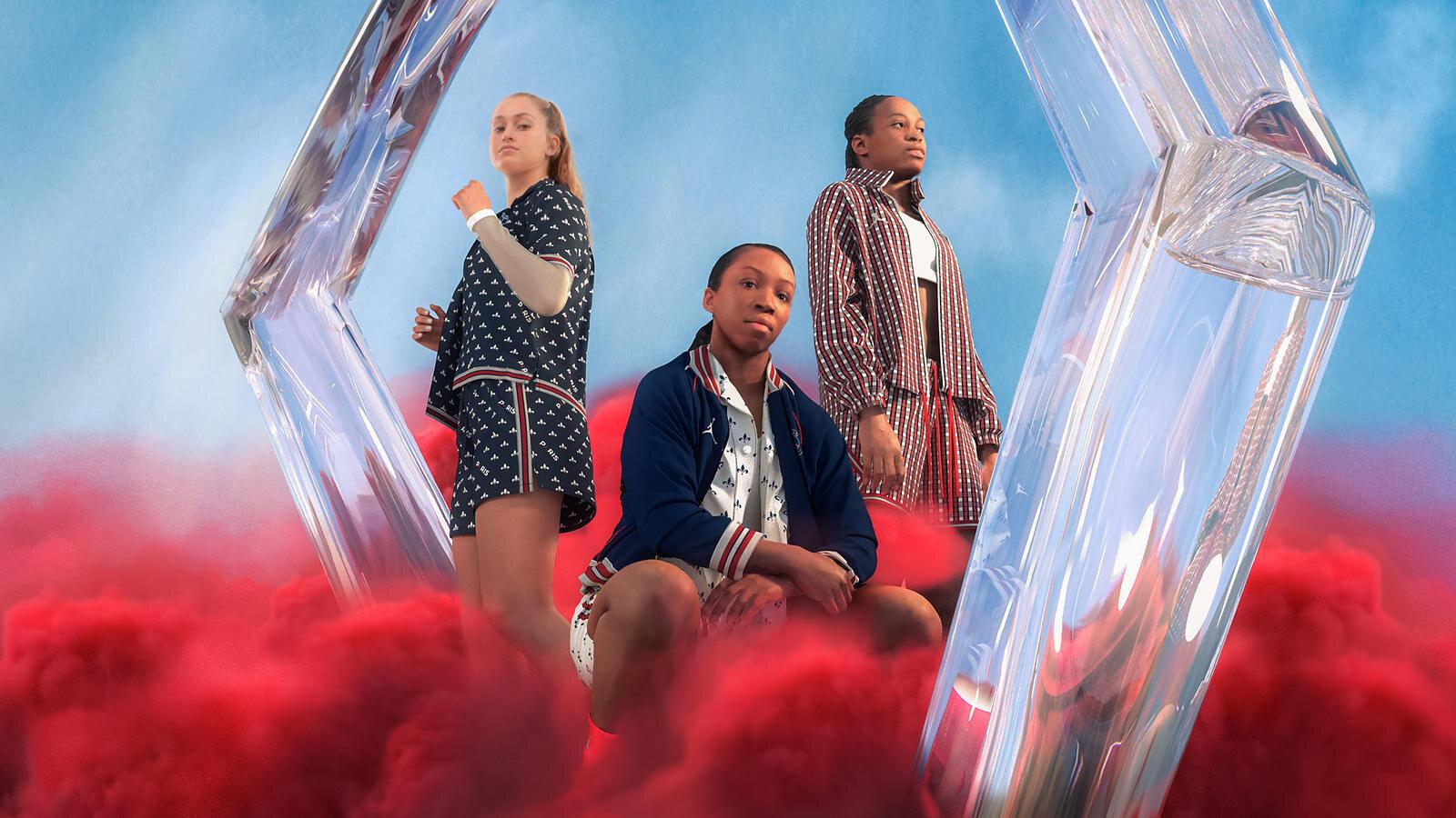 Paris Saint-Germain Home Kit 2020-21 Jordan Brand