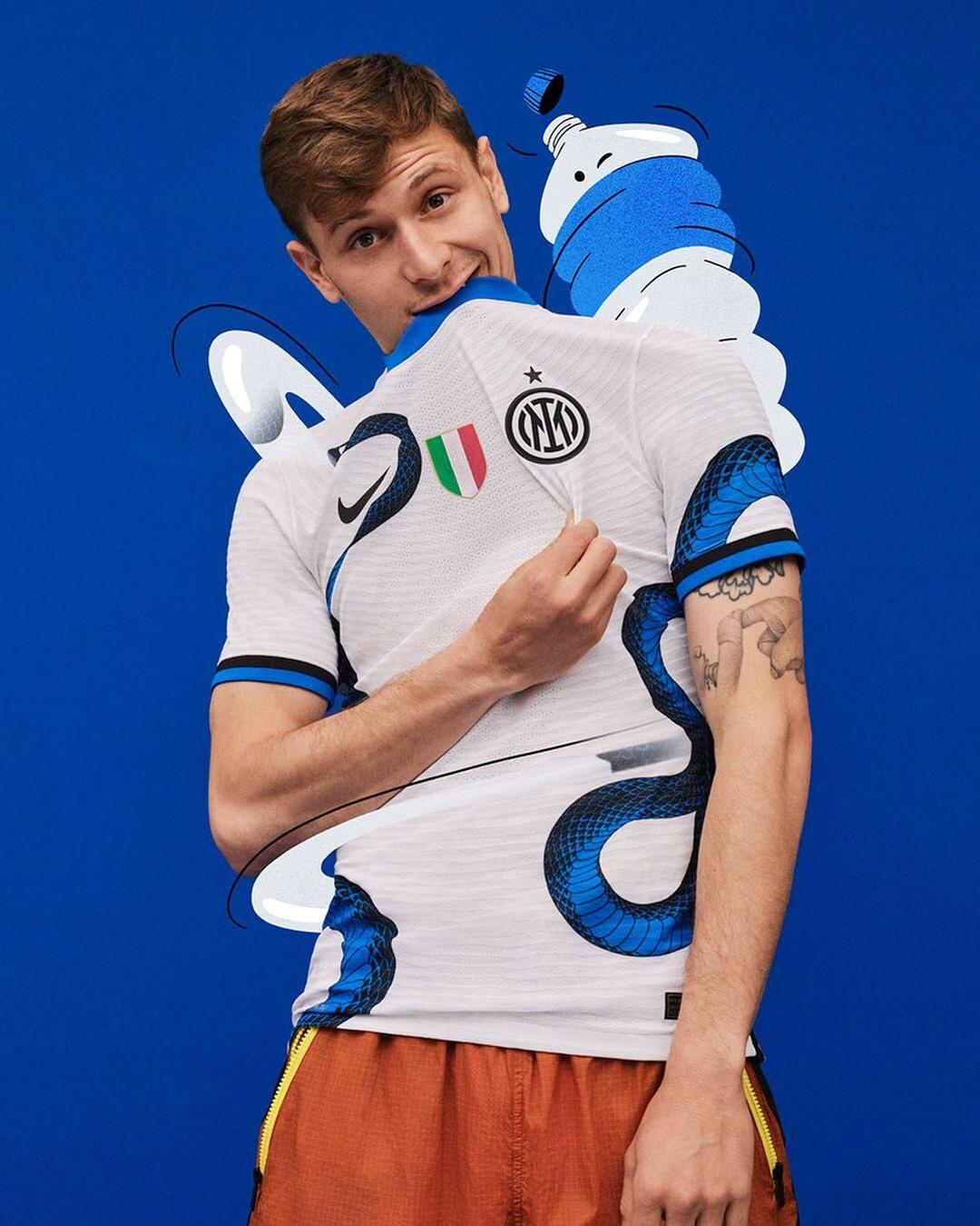 Internazionale Milano away kit 2021-22