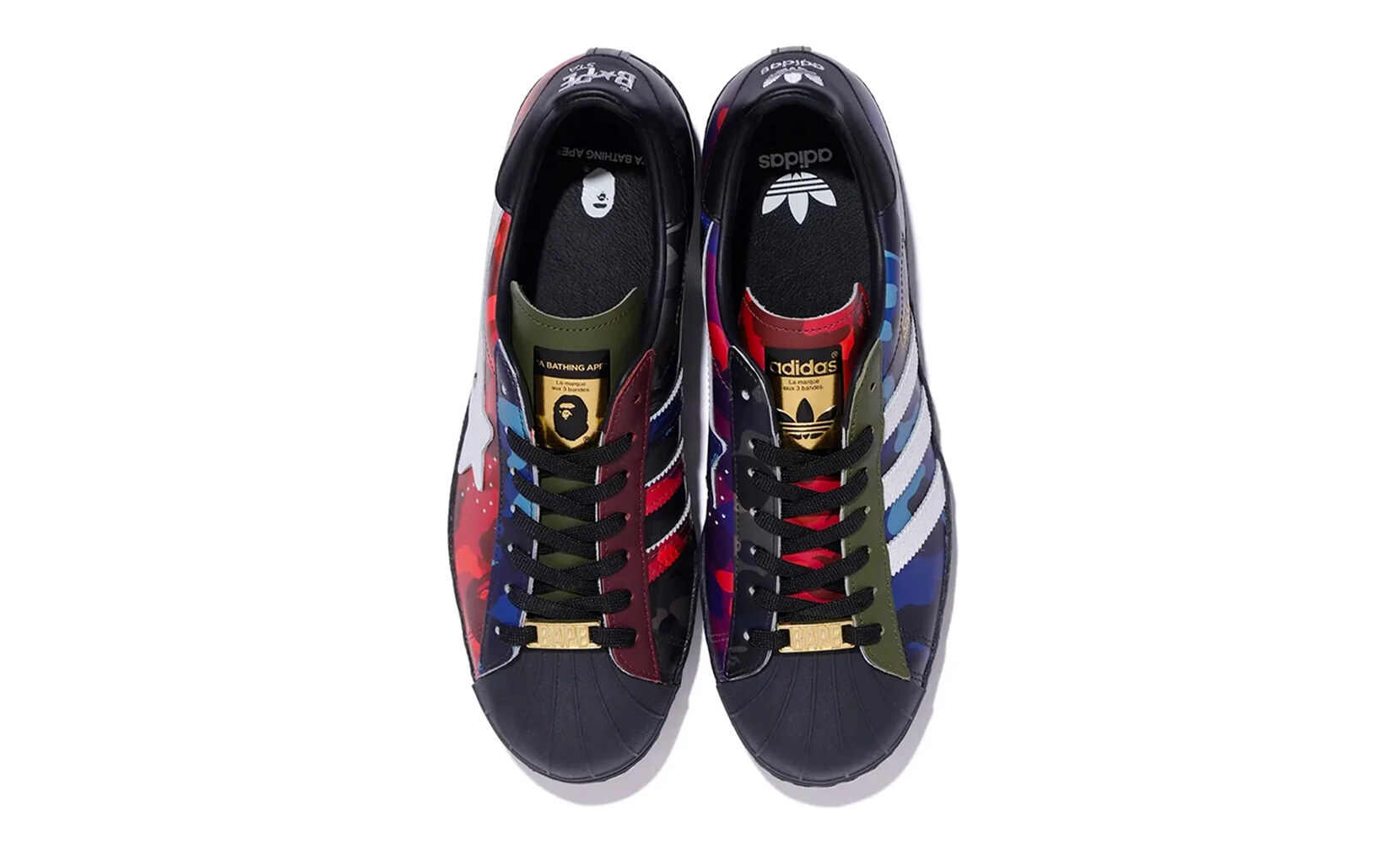 BAPE x adidas Originals Superstar