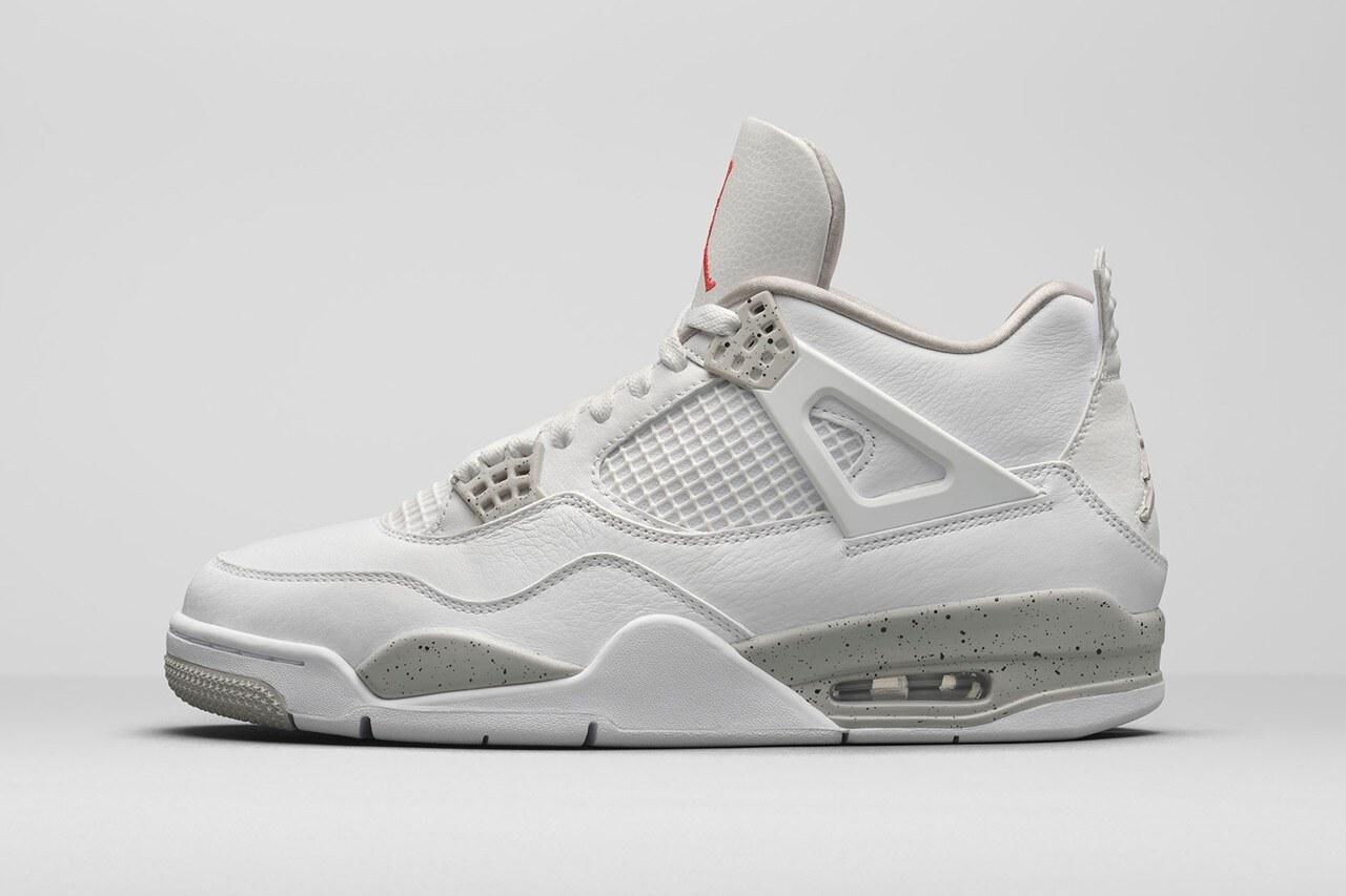 Air Jordan 4 Tech Grey