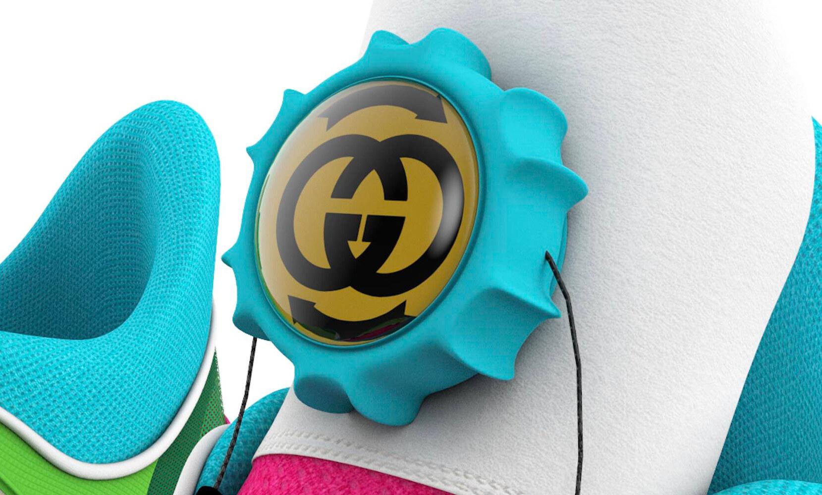 Gucci Virtual Sneaker