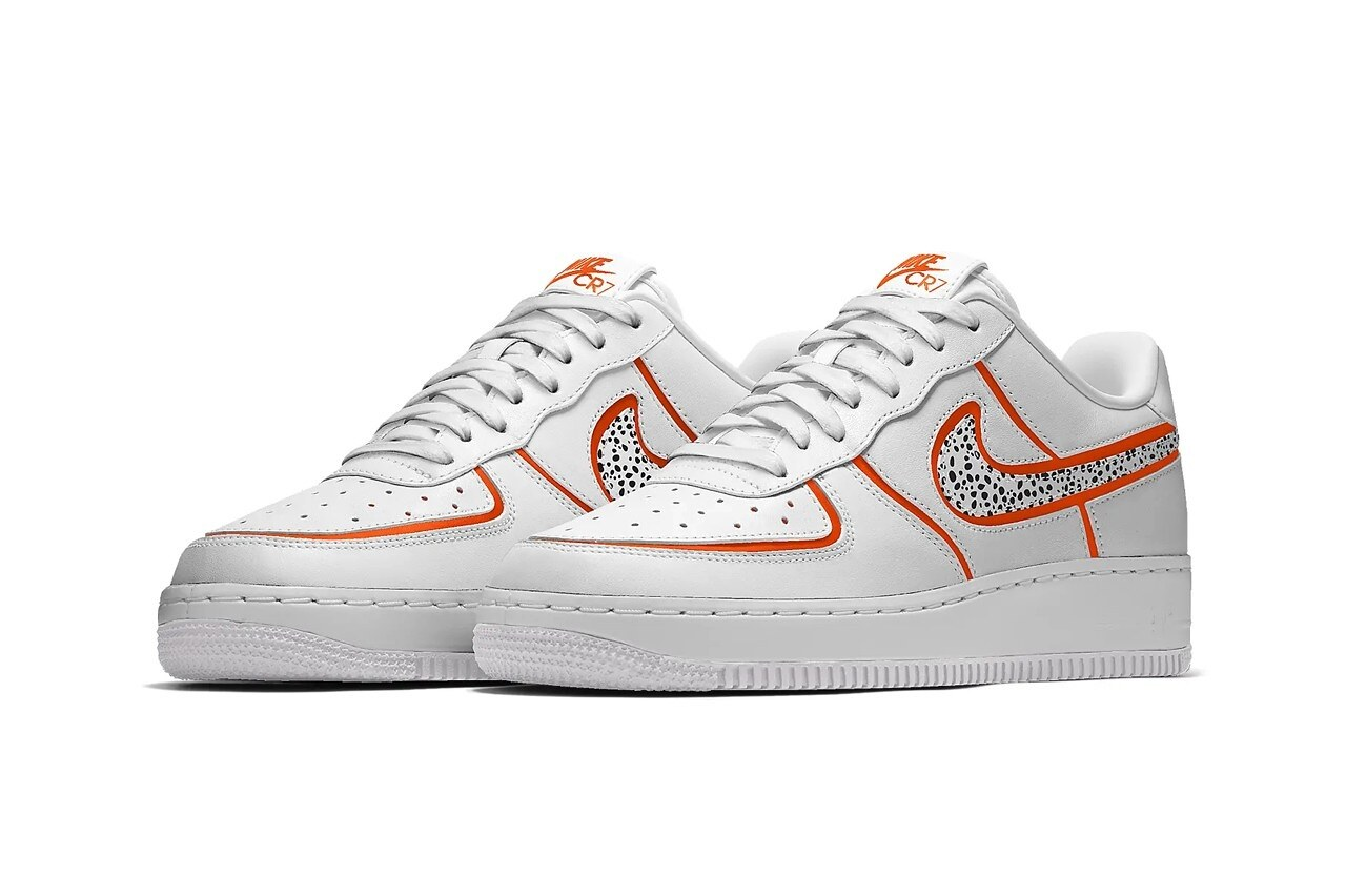 Air Force 1 CR7 By You