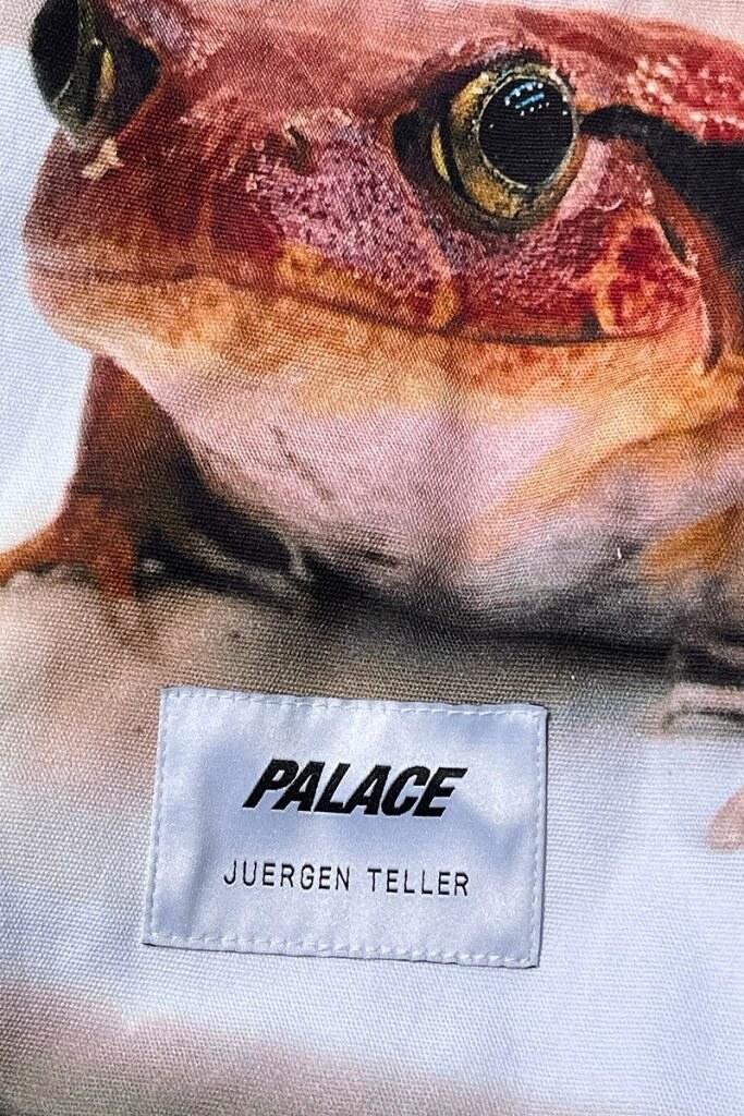 Palace x Juergen Teller