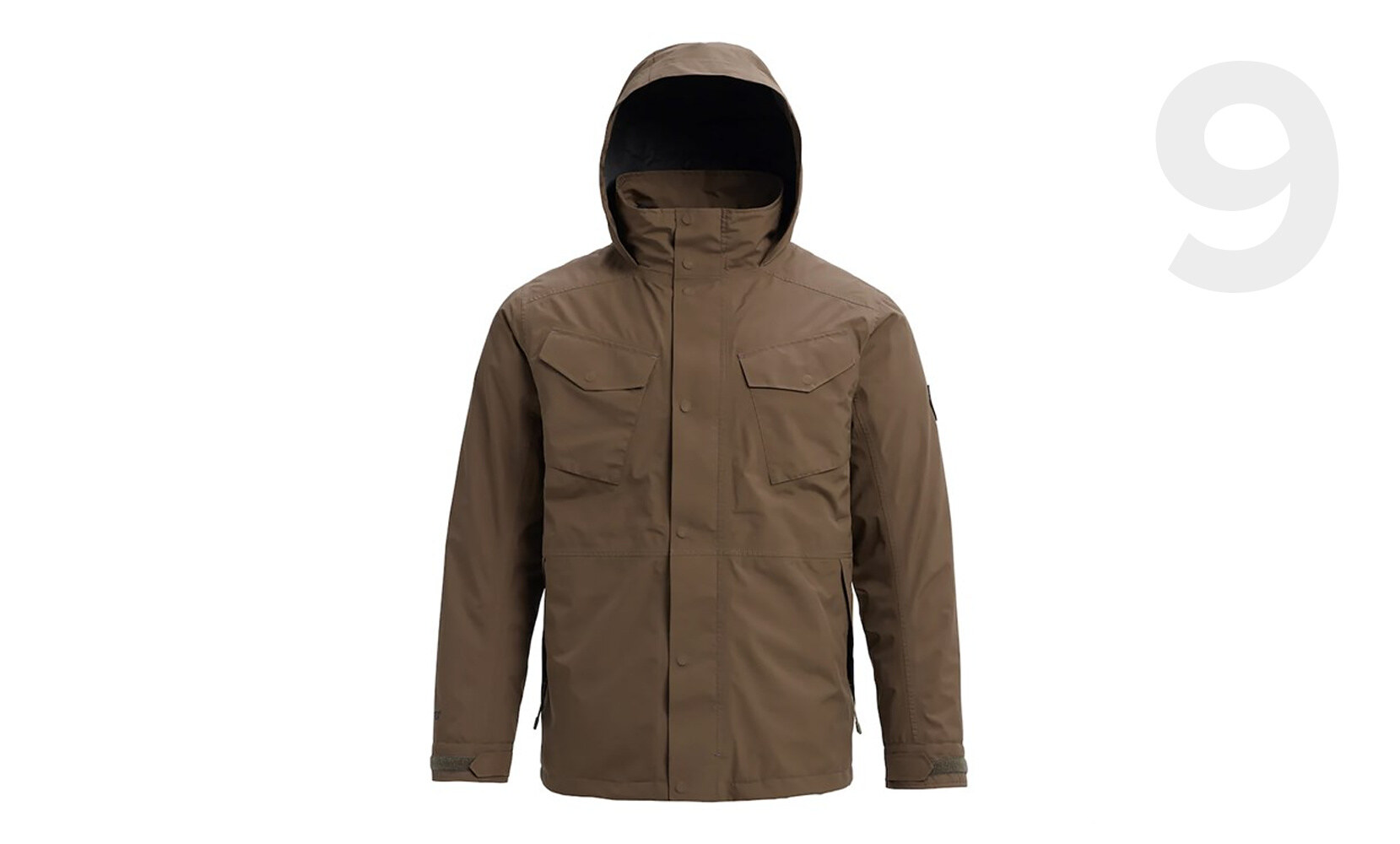 Burton Edgecomb jacket