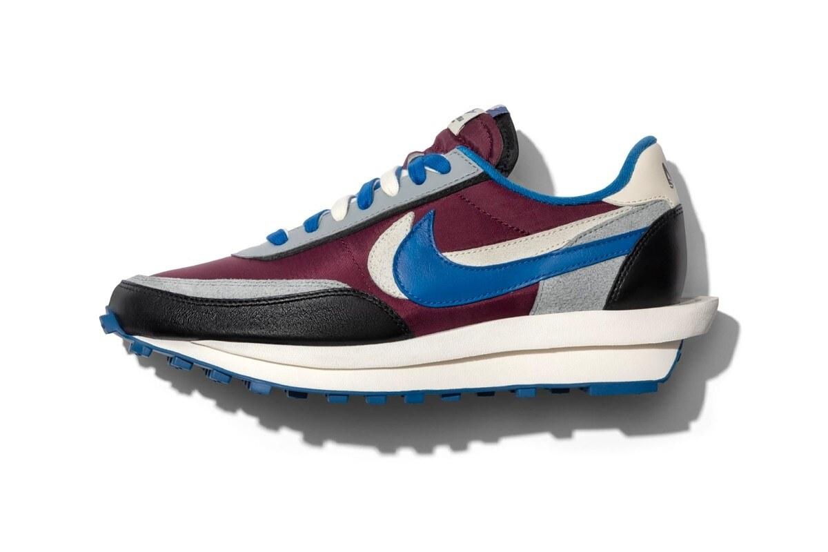sacai x Nike x UNDERCOVER LDWaffle