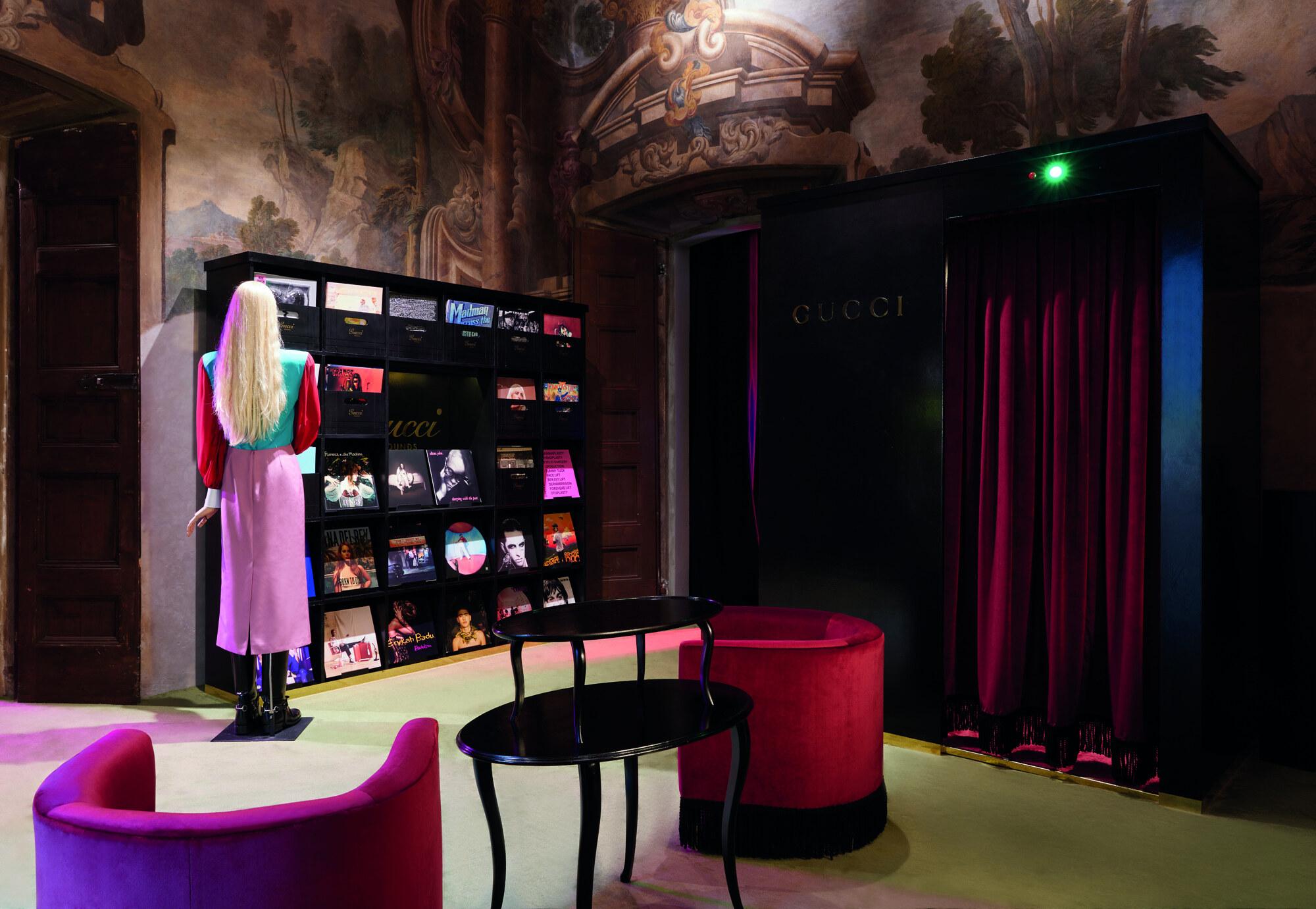 Gucci Circolo Milano