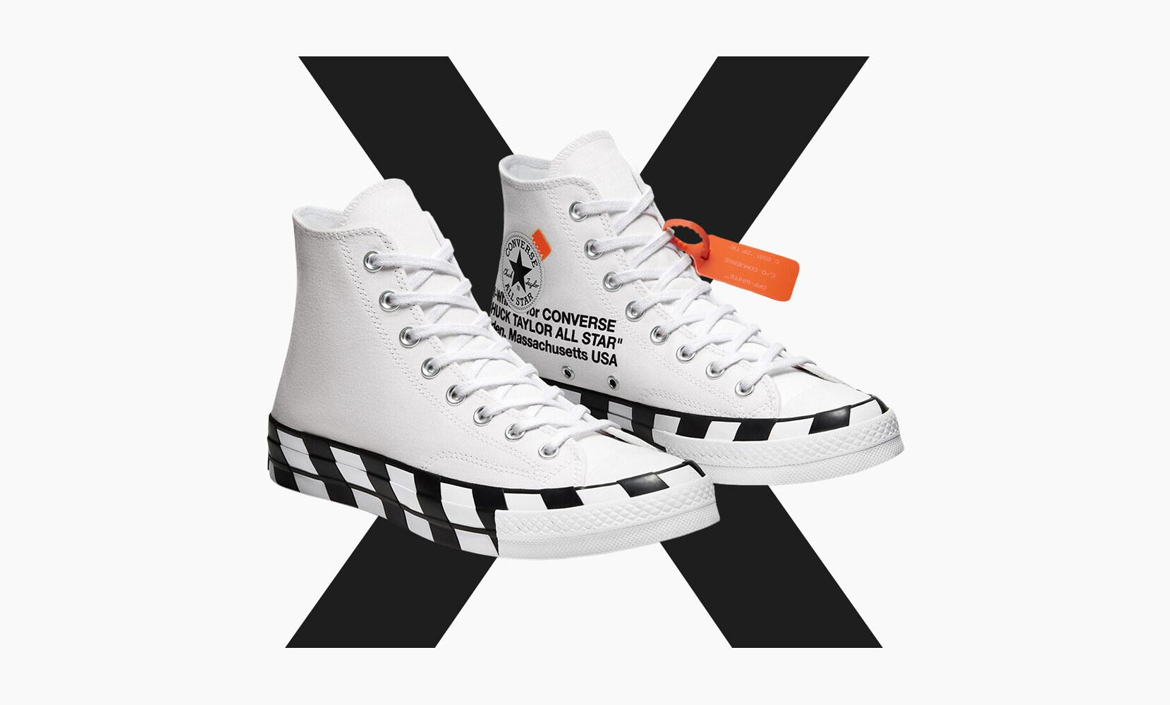 Off-White x Converse Chuck 70 Postponed