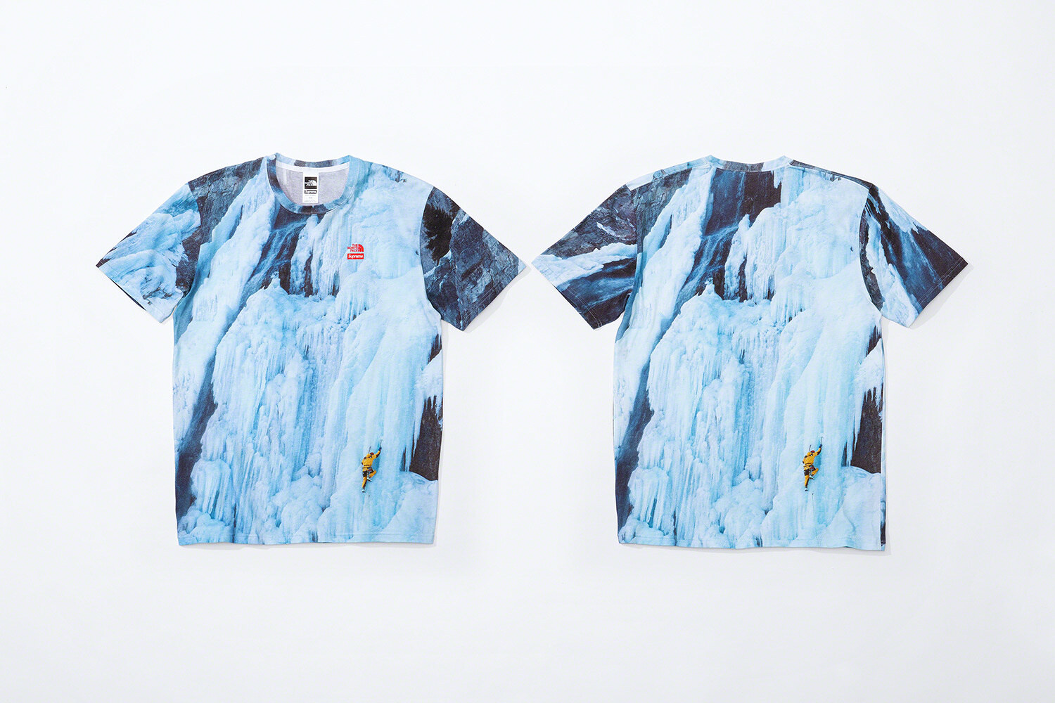 Supreme x The North Face Collaborazione SS21