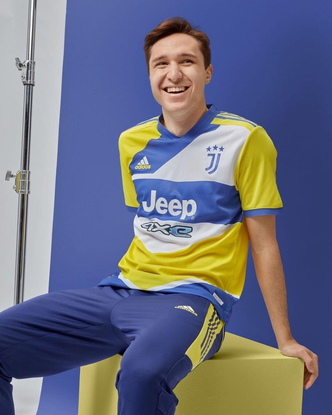 Juventus Terzo Kit Stagione 2021-22