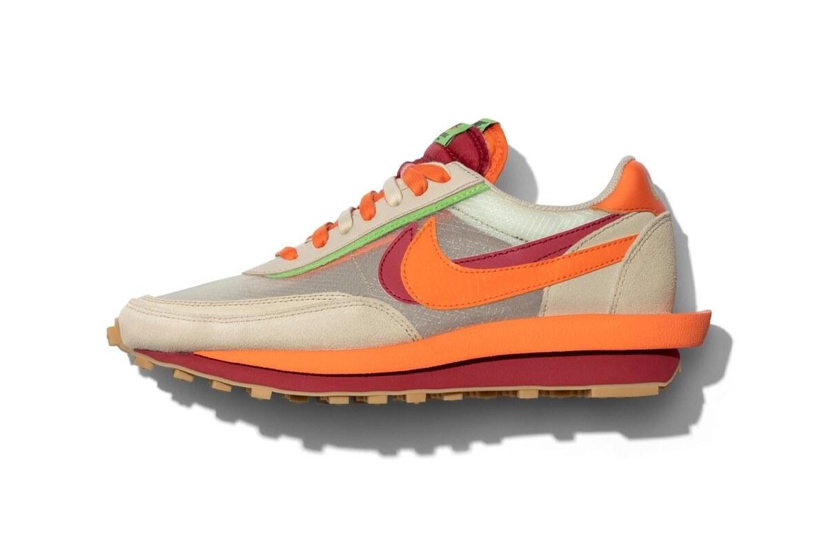 sacai x Nike x CLOT LDWaffle