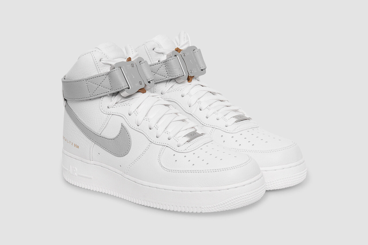 1017 ALYX 9SM x Nike Air Force 1 High