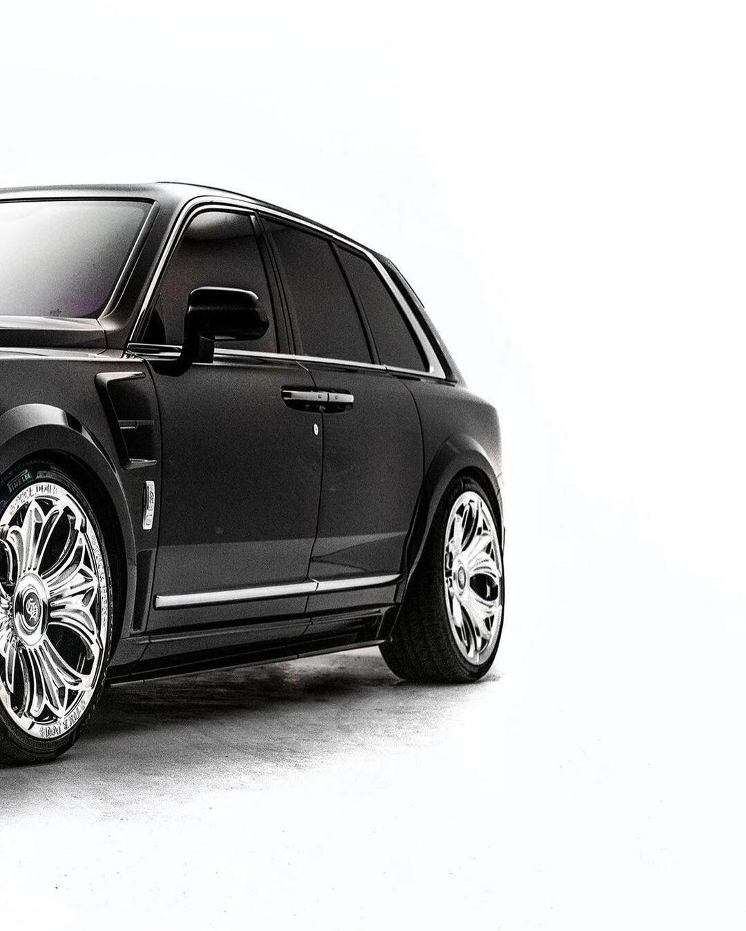 Drake Chrome Hearts - Mansory Rolls Royce