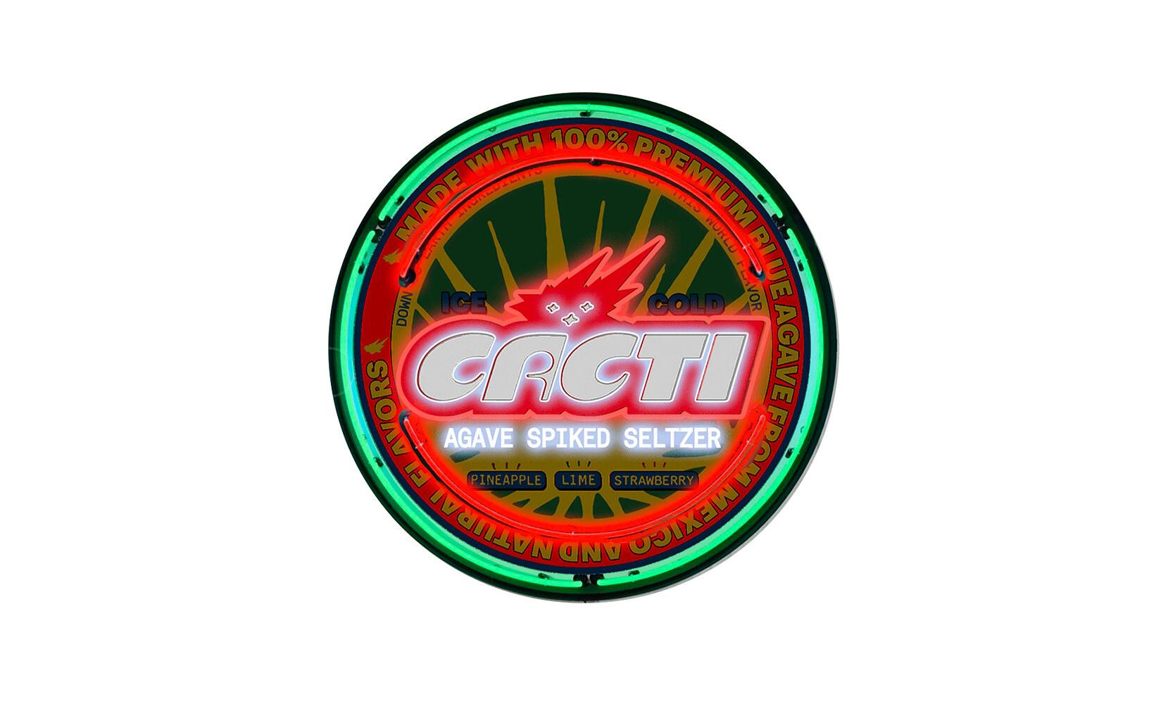 Travis Scott Cacti Merch