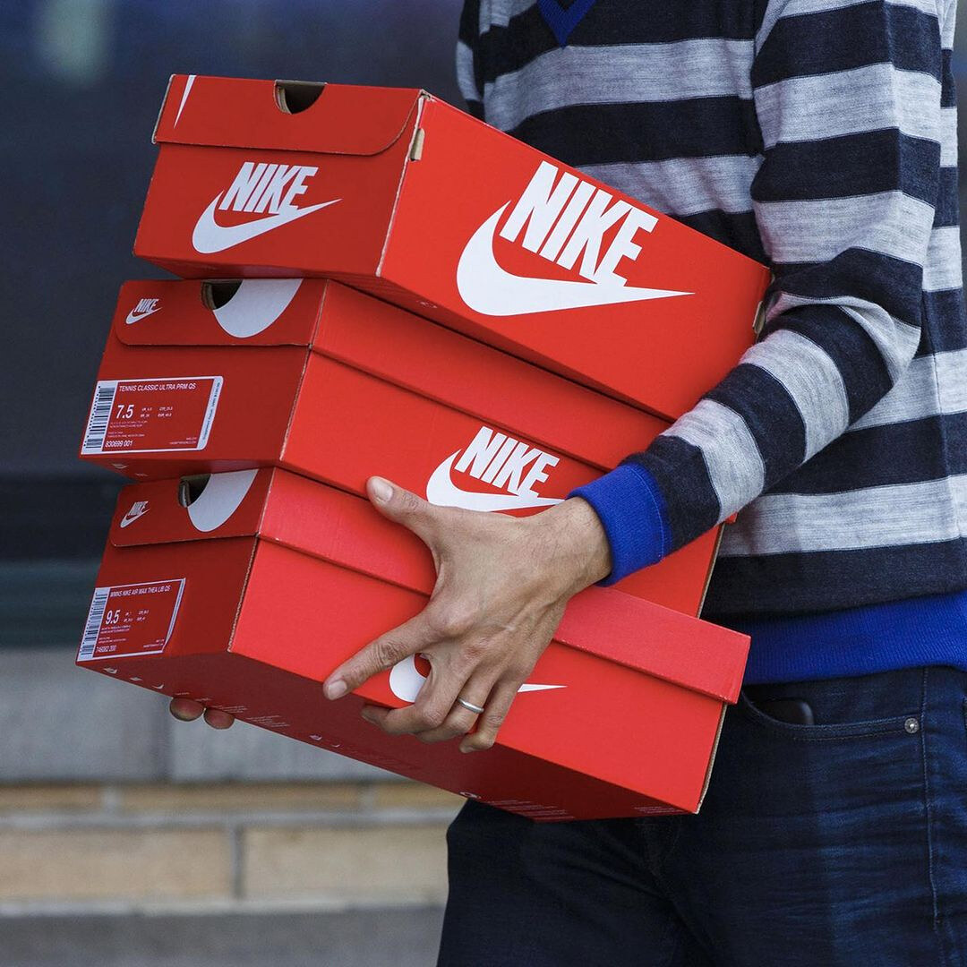 Nike Blocca i bot su SNKRS