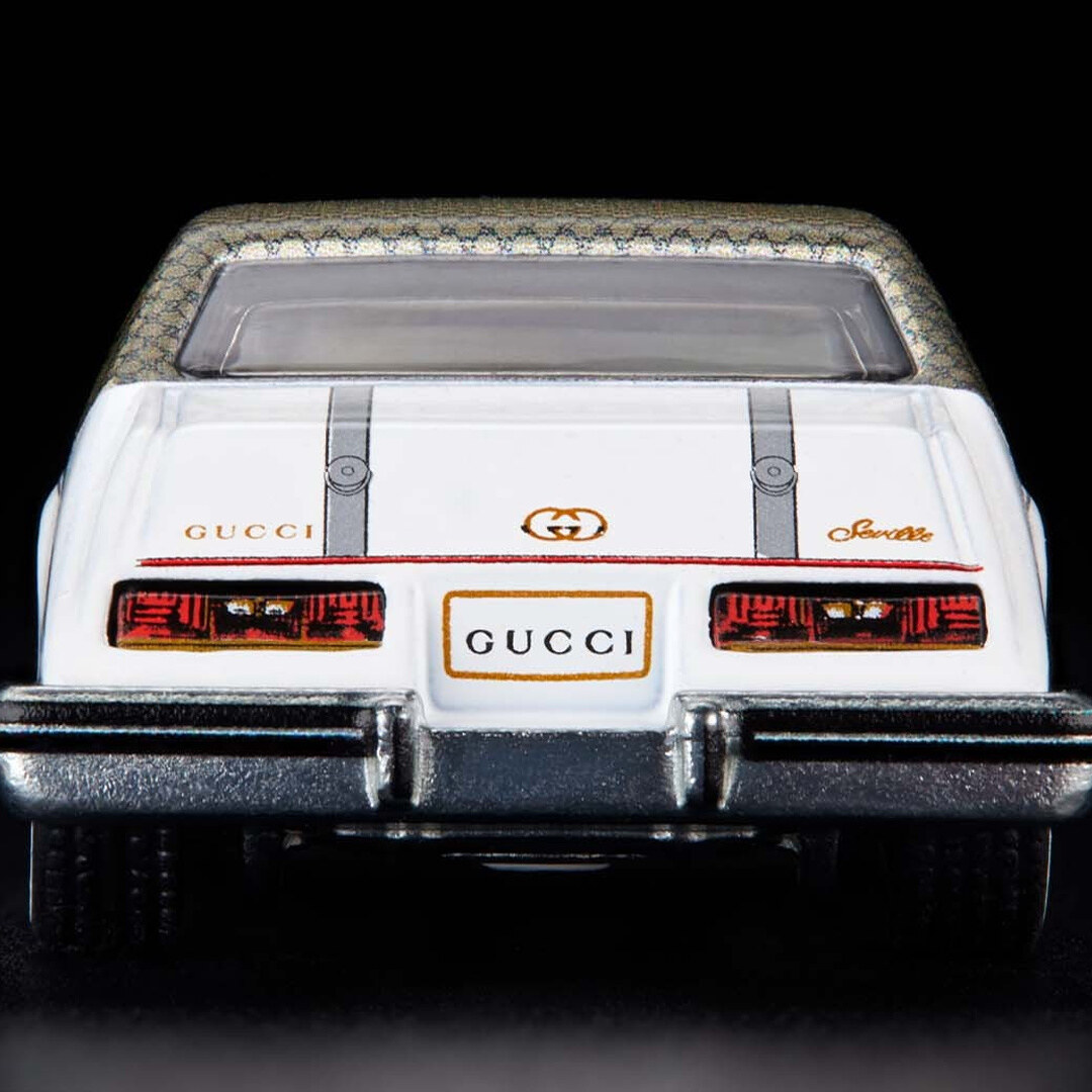 Hot Wheels x Gucci