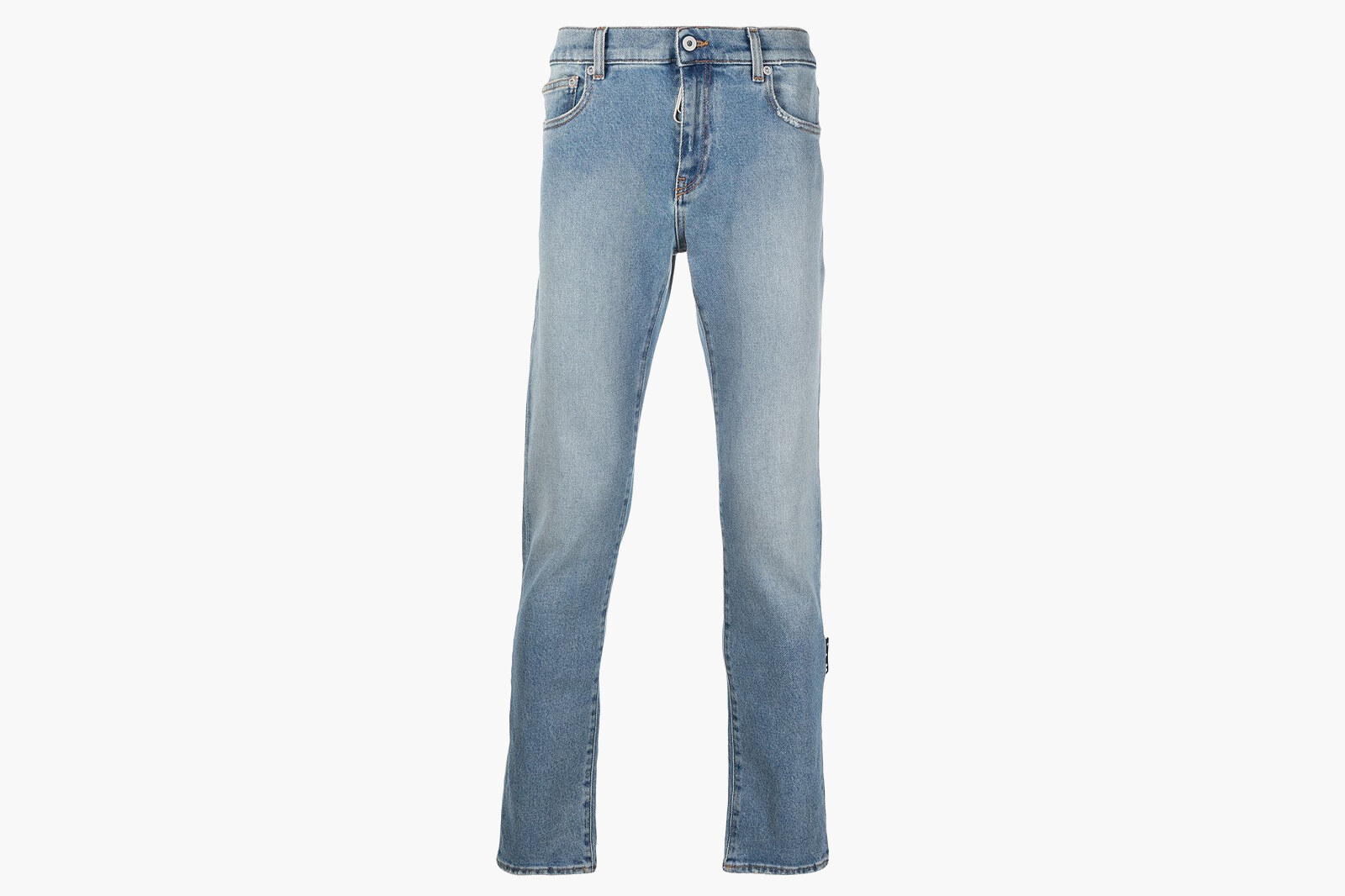 Off-White skinny fit jeans