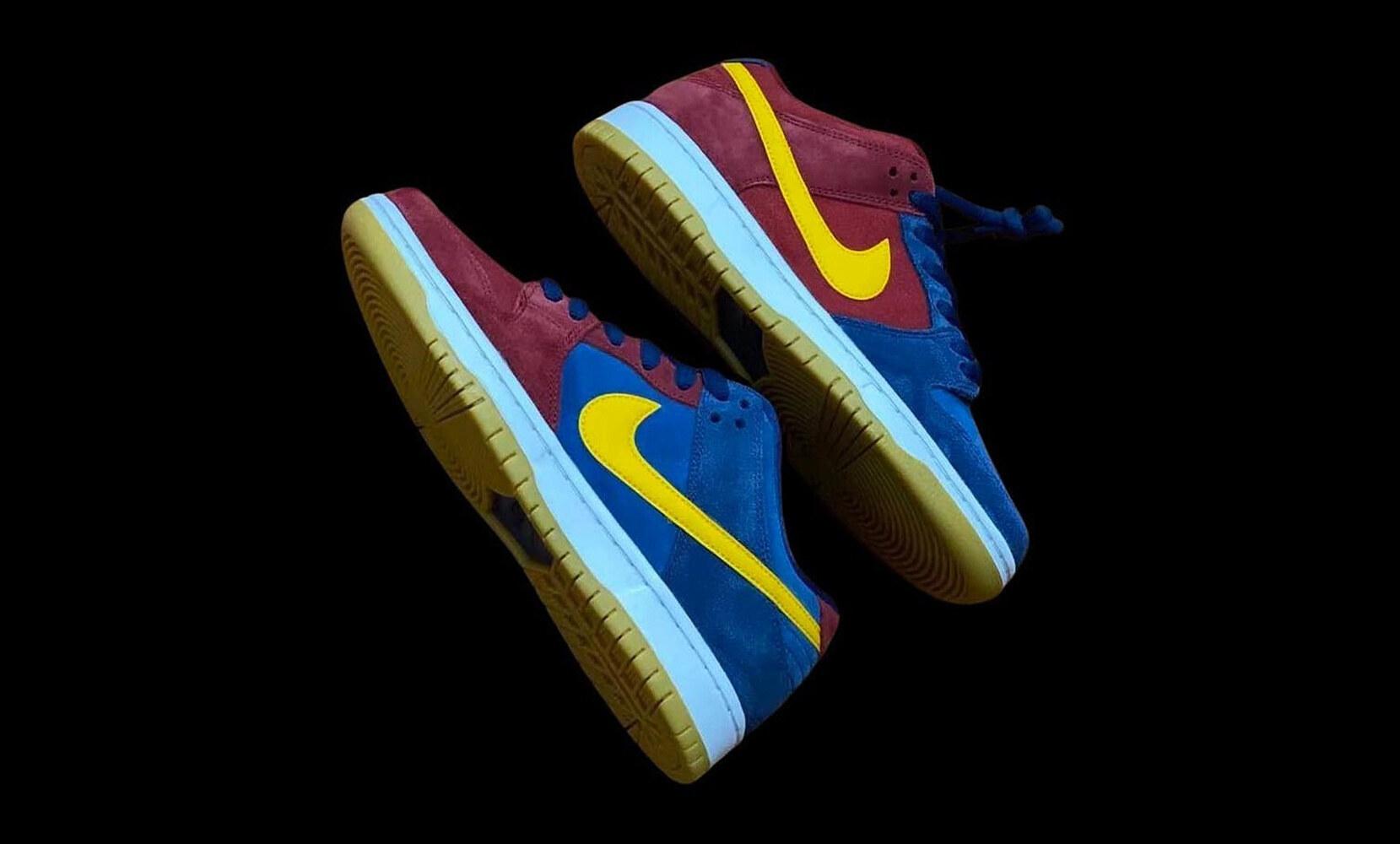 Nike SB Dunk Low Barcellona