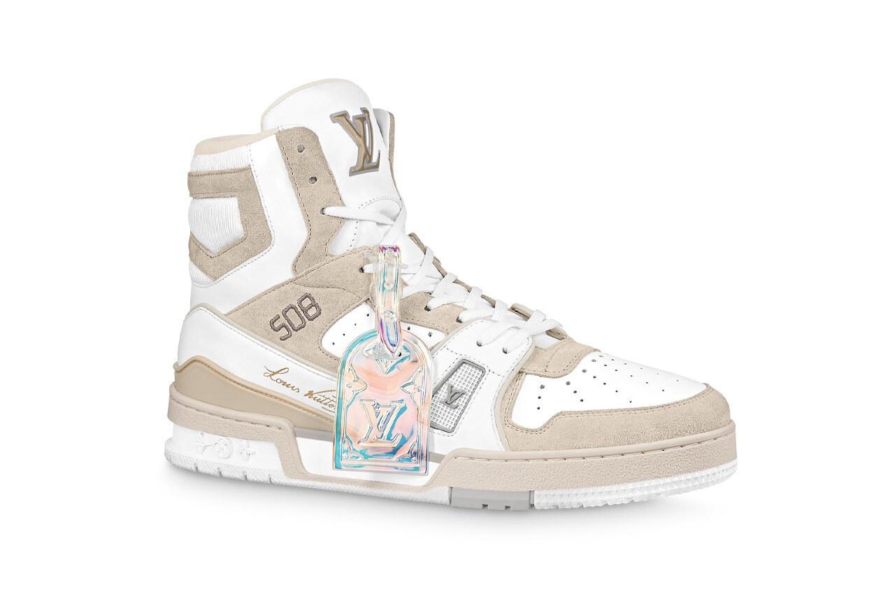 louis vuitton lv 408 trainer sneaker boot