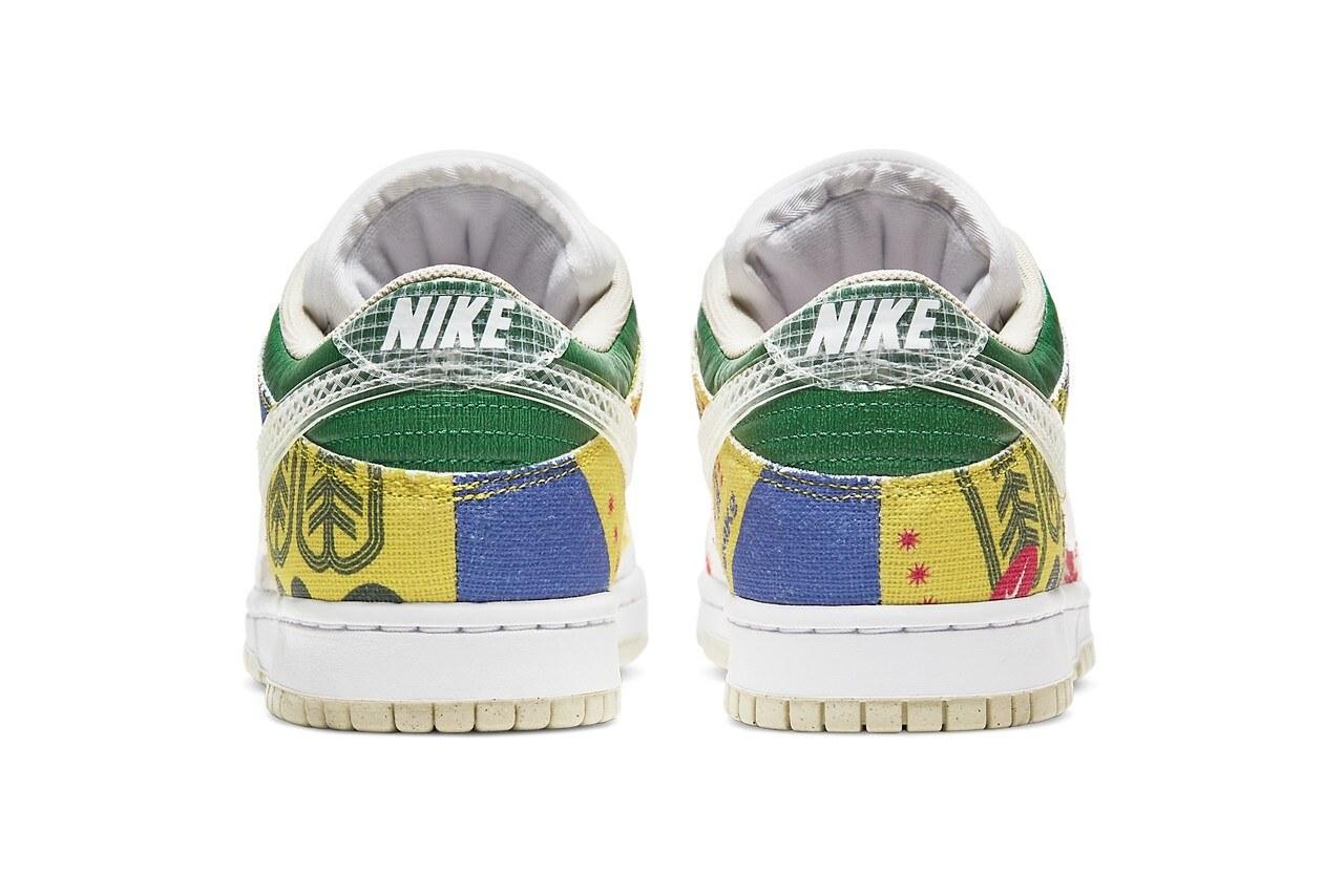 Nike Dunk Low u201cCity Marketu201d