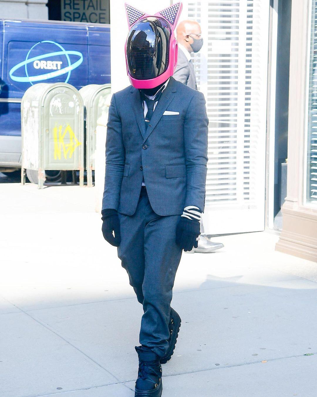 Lil Uzi Vert Daft Punk