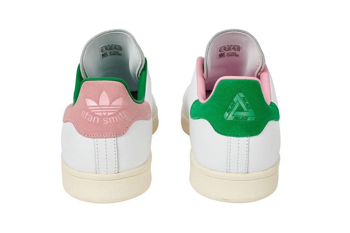Palace x adidas Originals Stan Smith