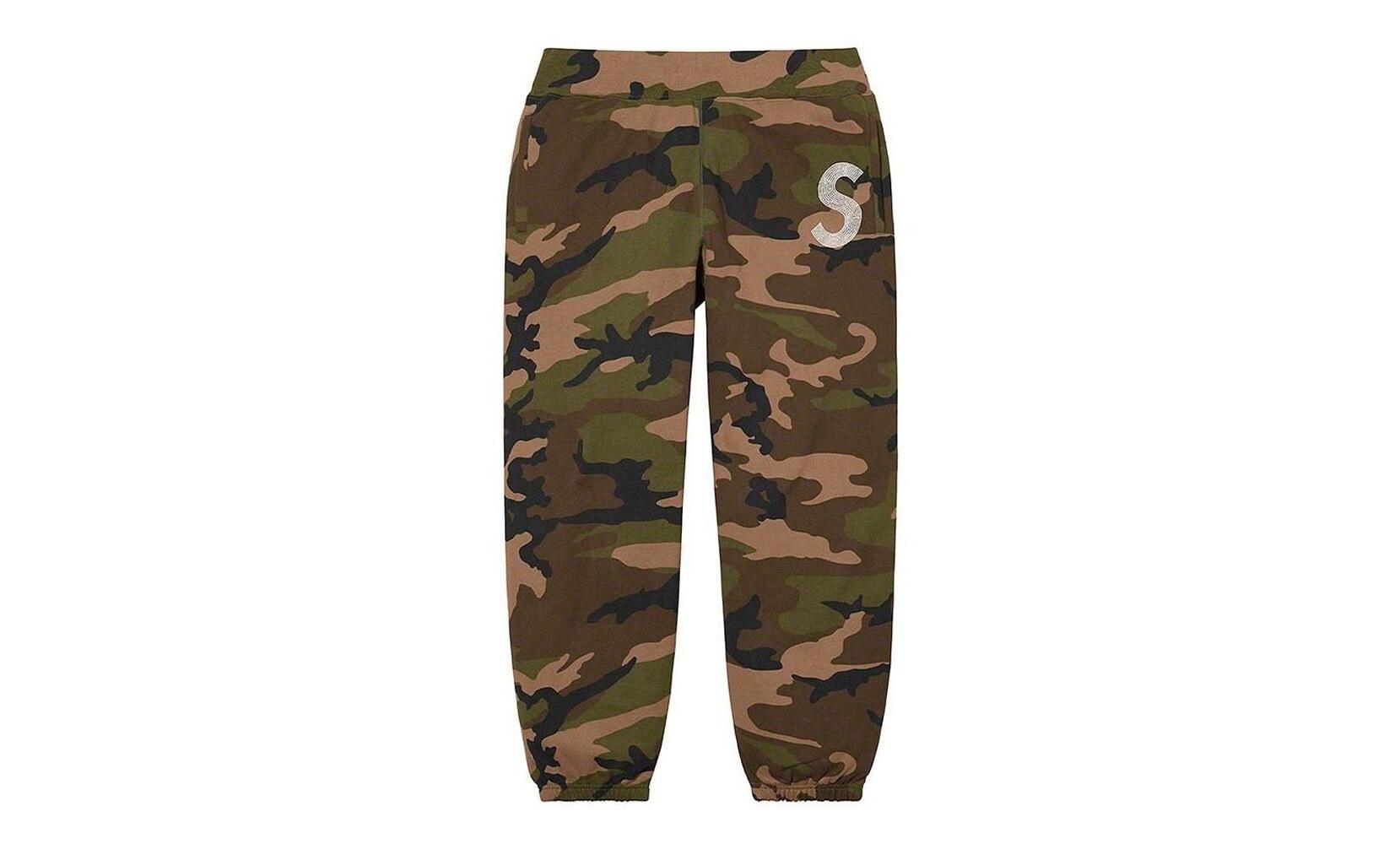 Supreme x Swarovski Pants