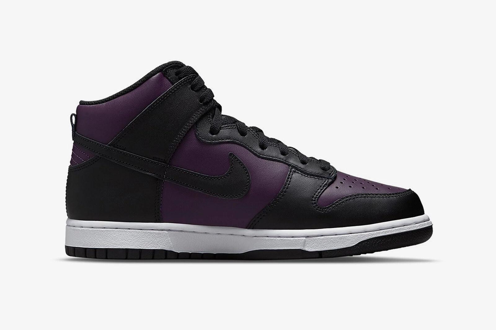 fragment x Nike Dunk High Beijing