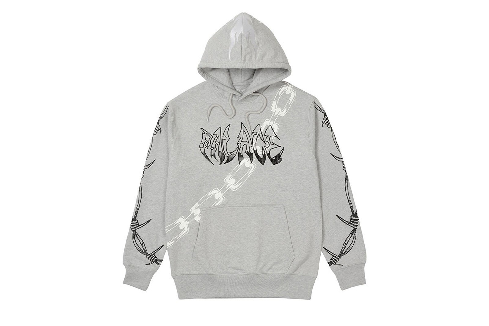 Palace x Lotties hoodie