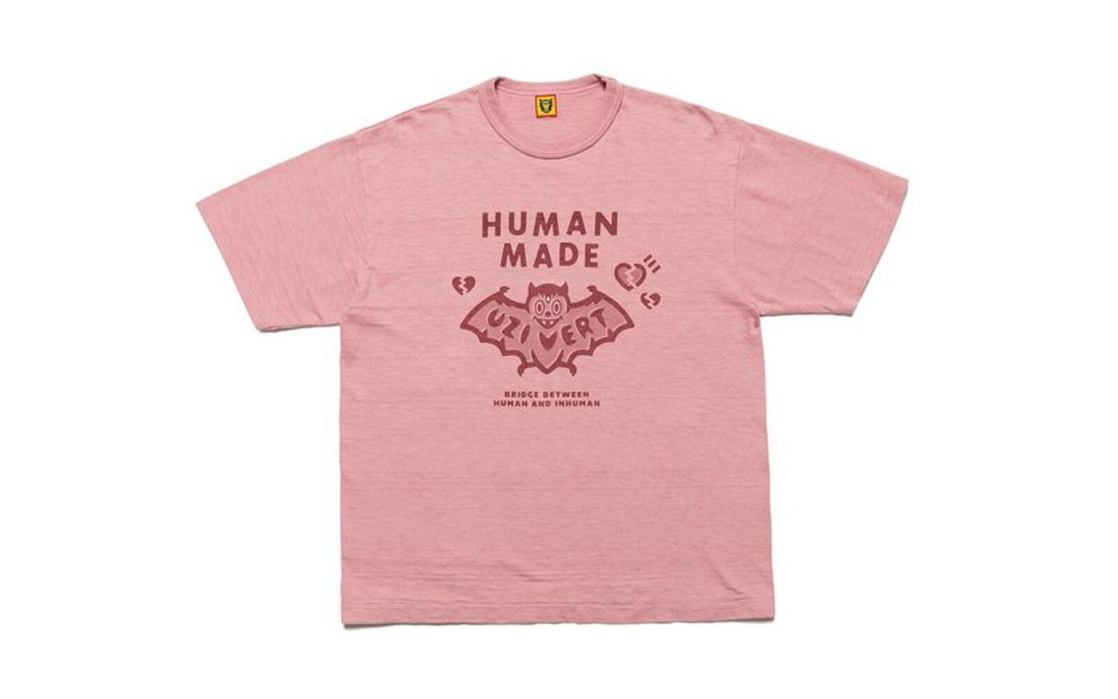 Lil Uzi Vert x Human Made Collaborazione