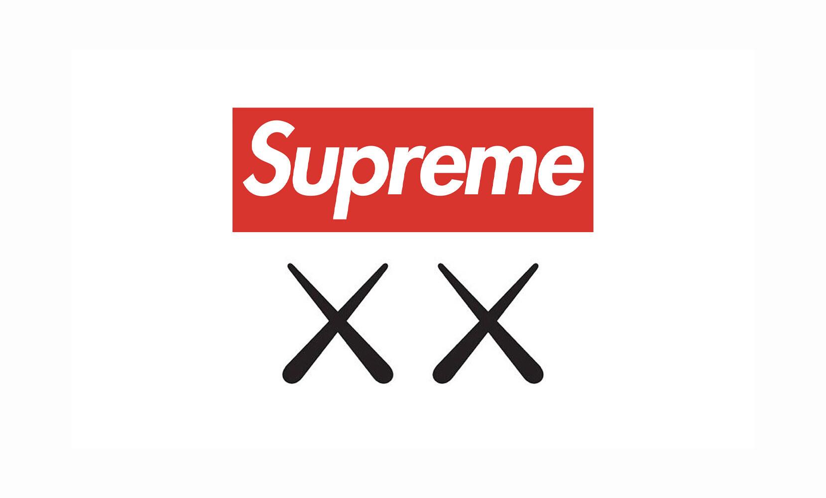 KAWS Supreme
