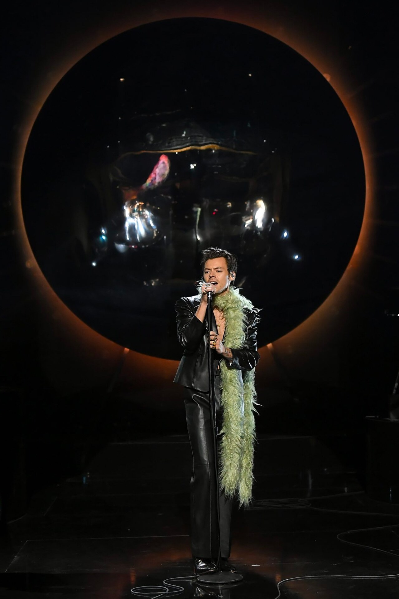 Harry Styles Grammy 2021 Gucci